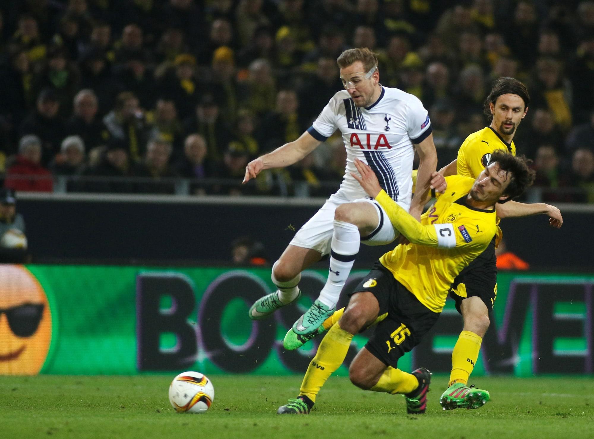 Tottenham Dortmund