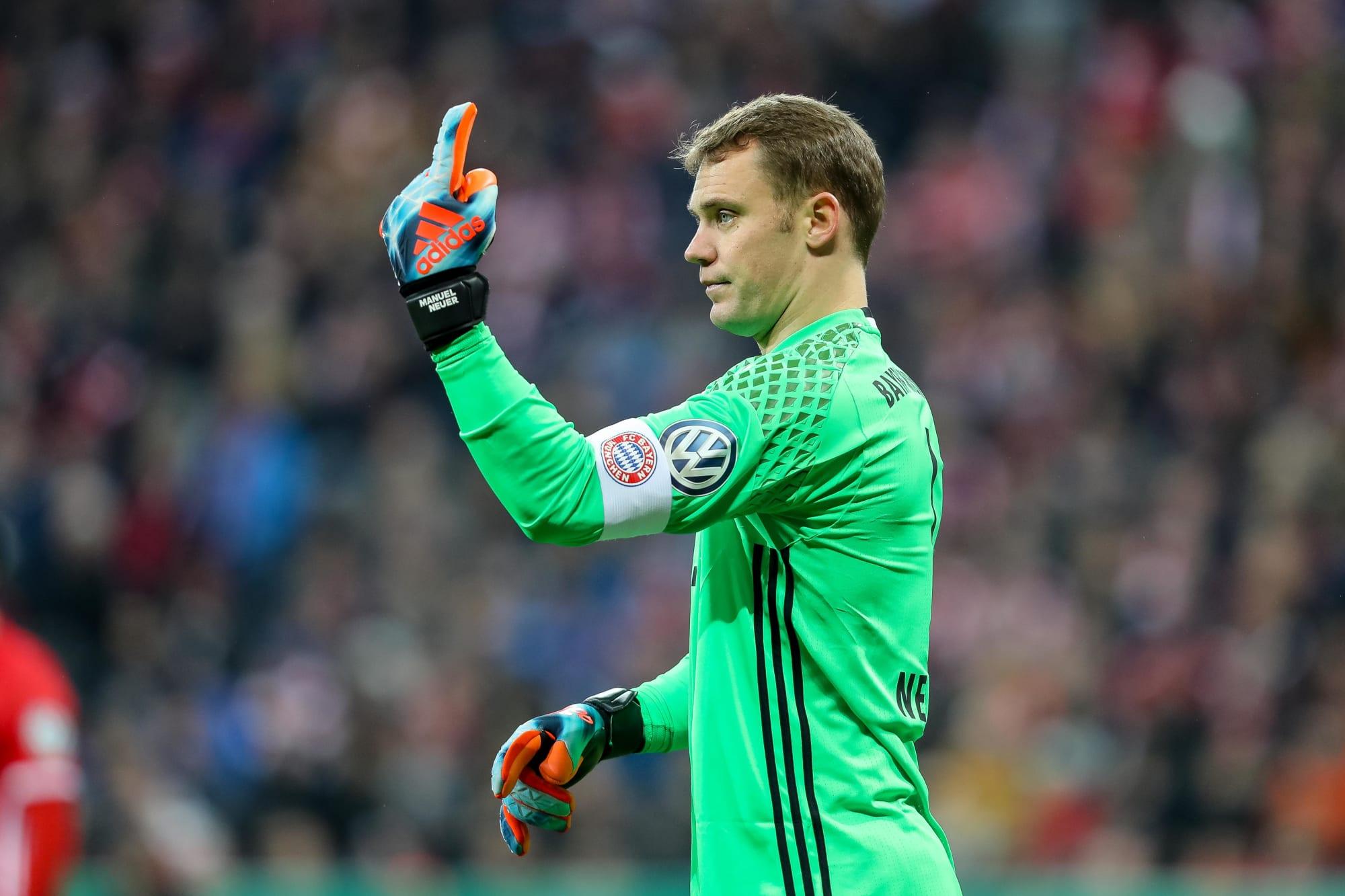 Bayern Arsenal Neuer