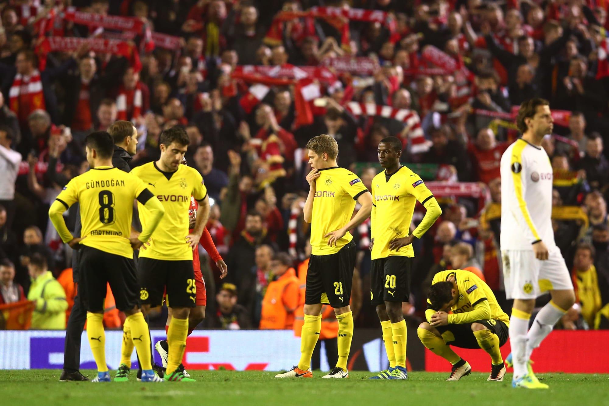 Dortmund Liverpool Stream
