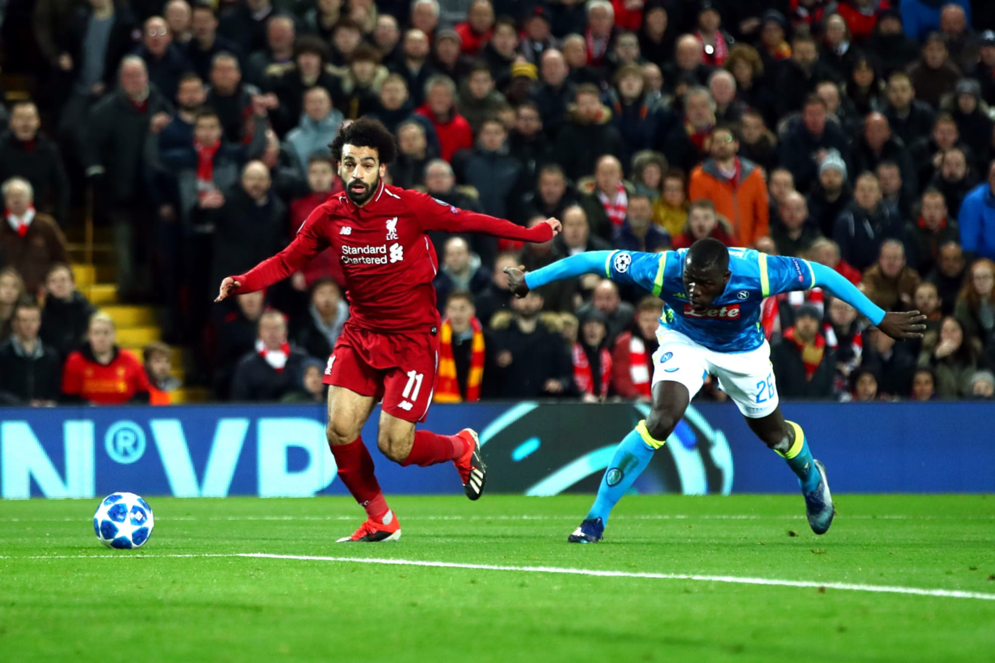 Liverpool Vs Napoli Spectacular And Threatening What