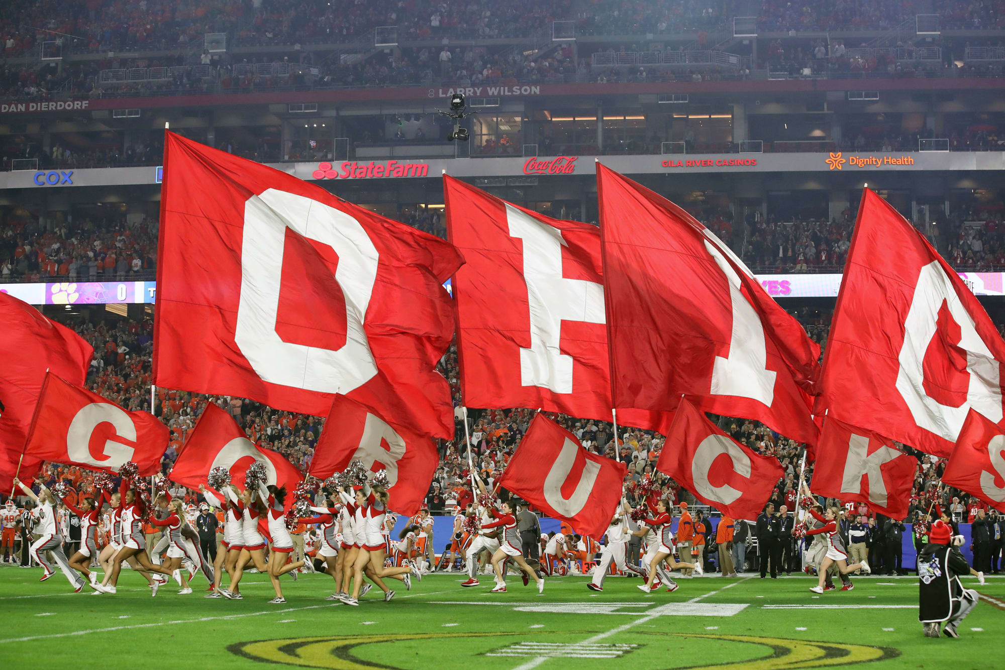 Ohio State football: Rumors of Fall schedule heating up