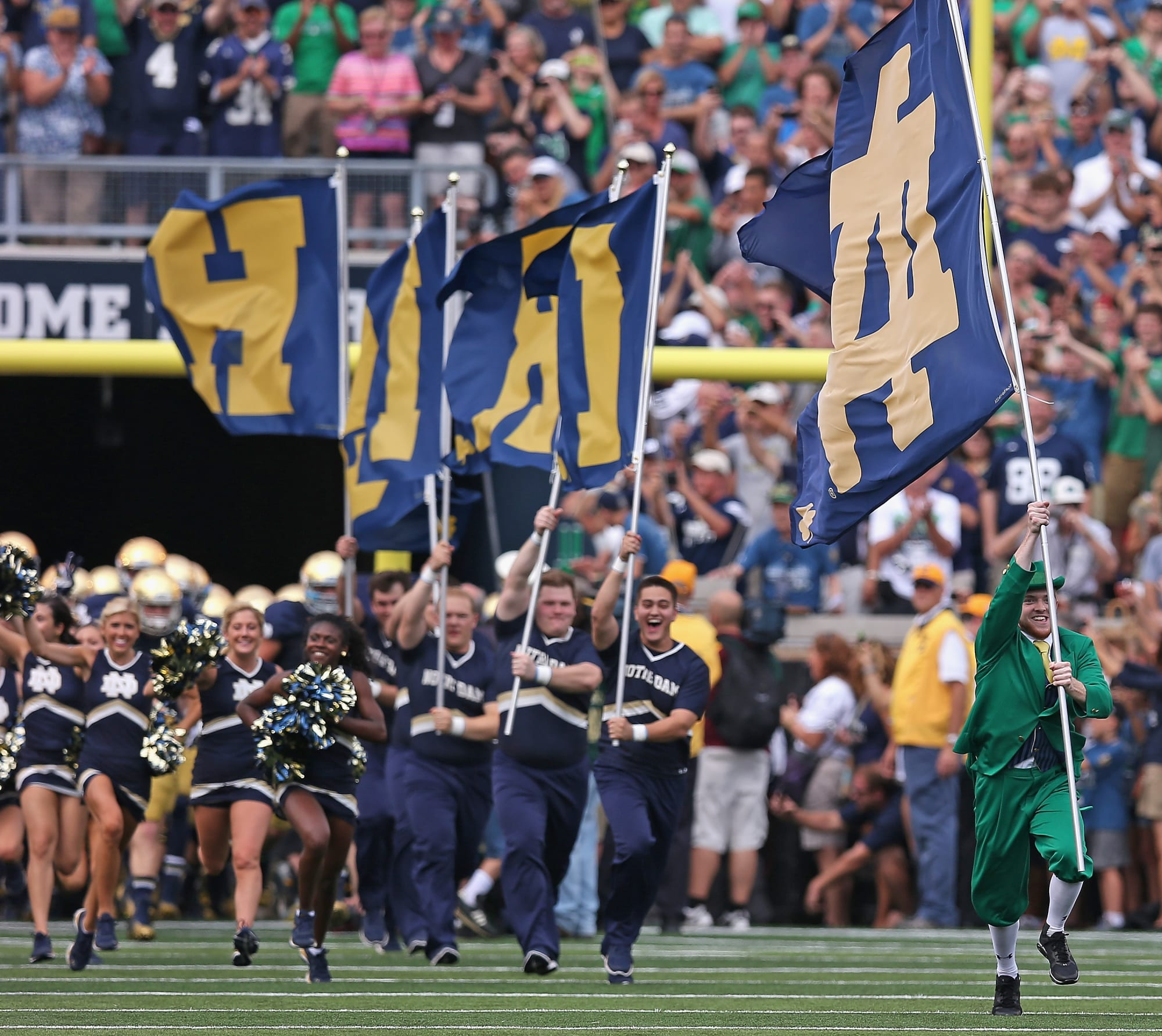Notre Dame Football Sleepers to Watch in 2018: Jafar Armstrong