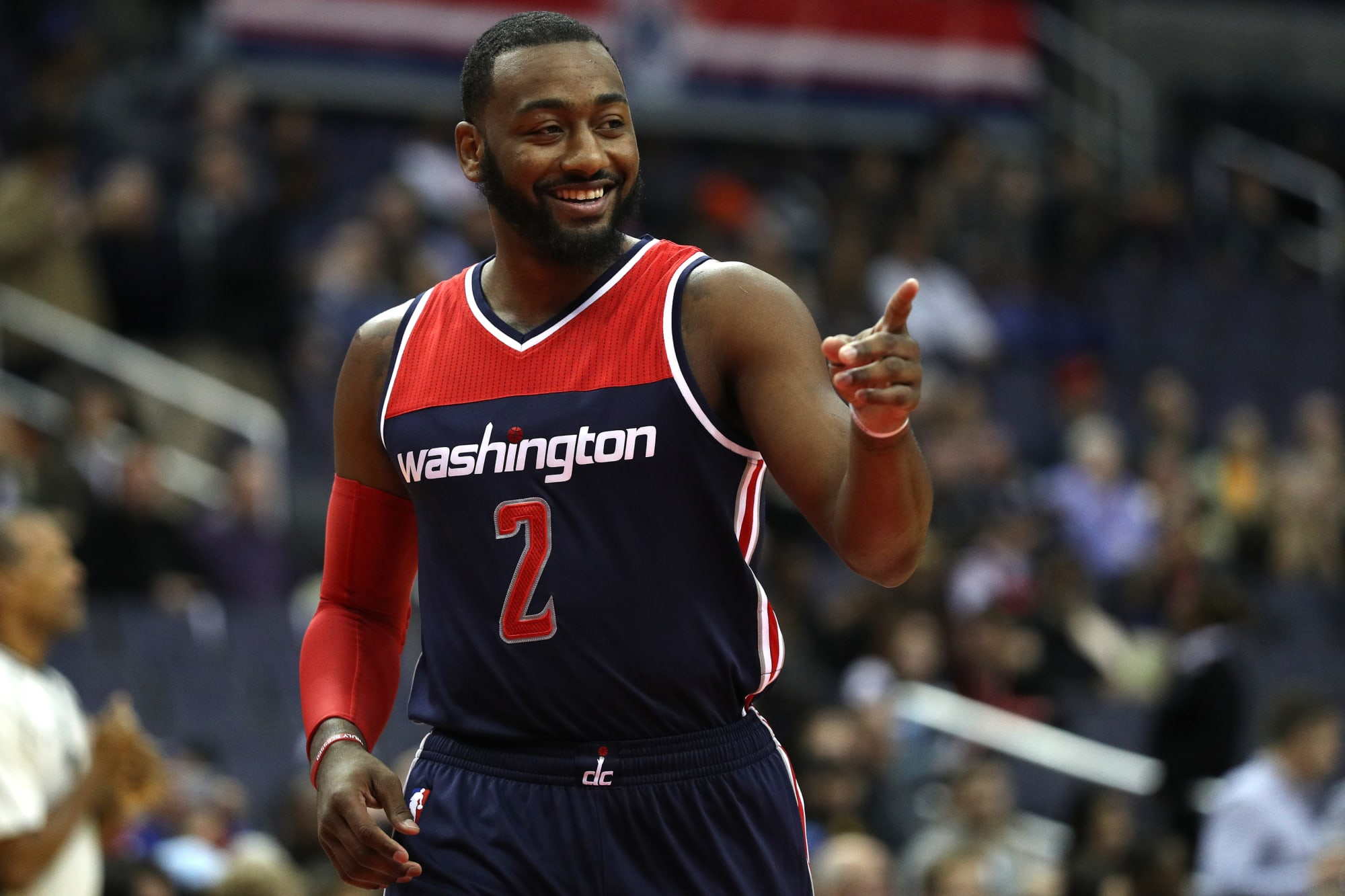 Is John Wall the missing ingredient for the Houston Rockets?
