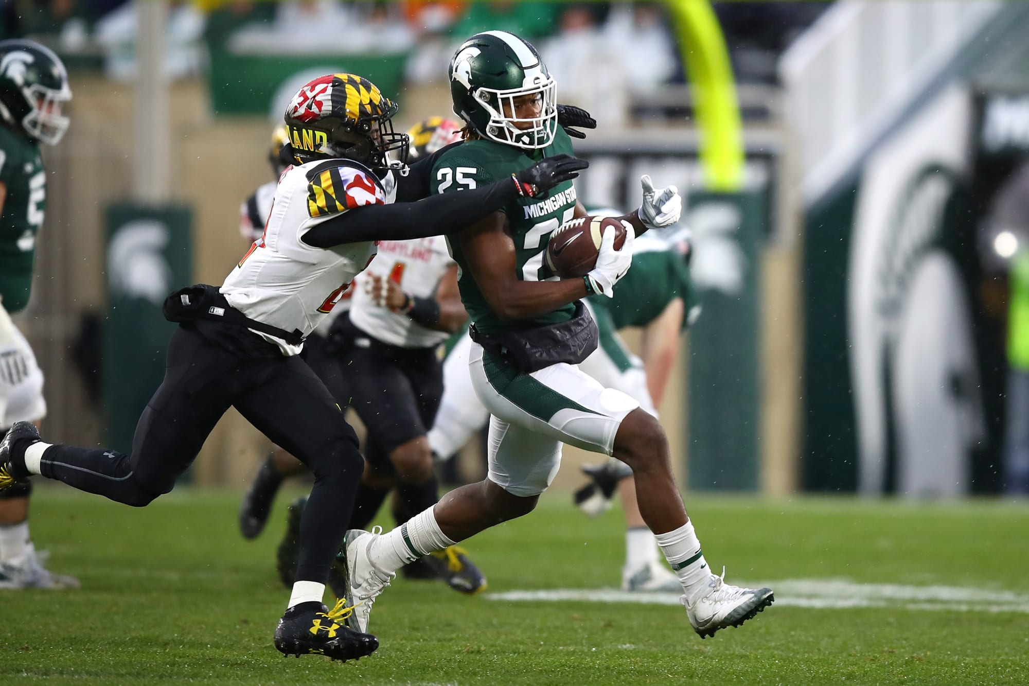 Michigan State Football: Don't sleep on Darrell Stewart Jr ...