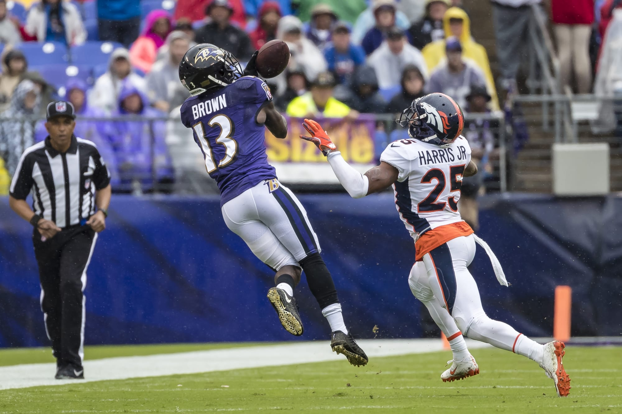 AFC North WR Corps: Baltimore Ravens