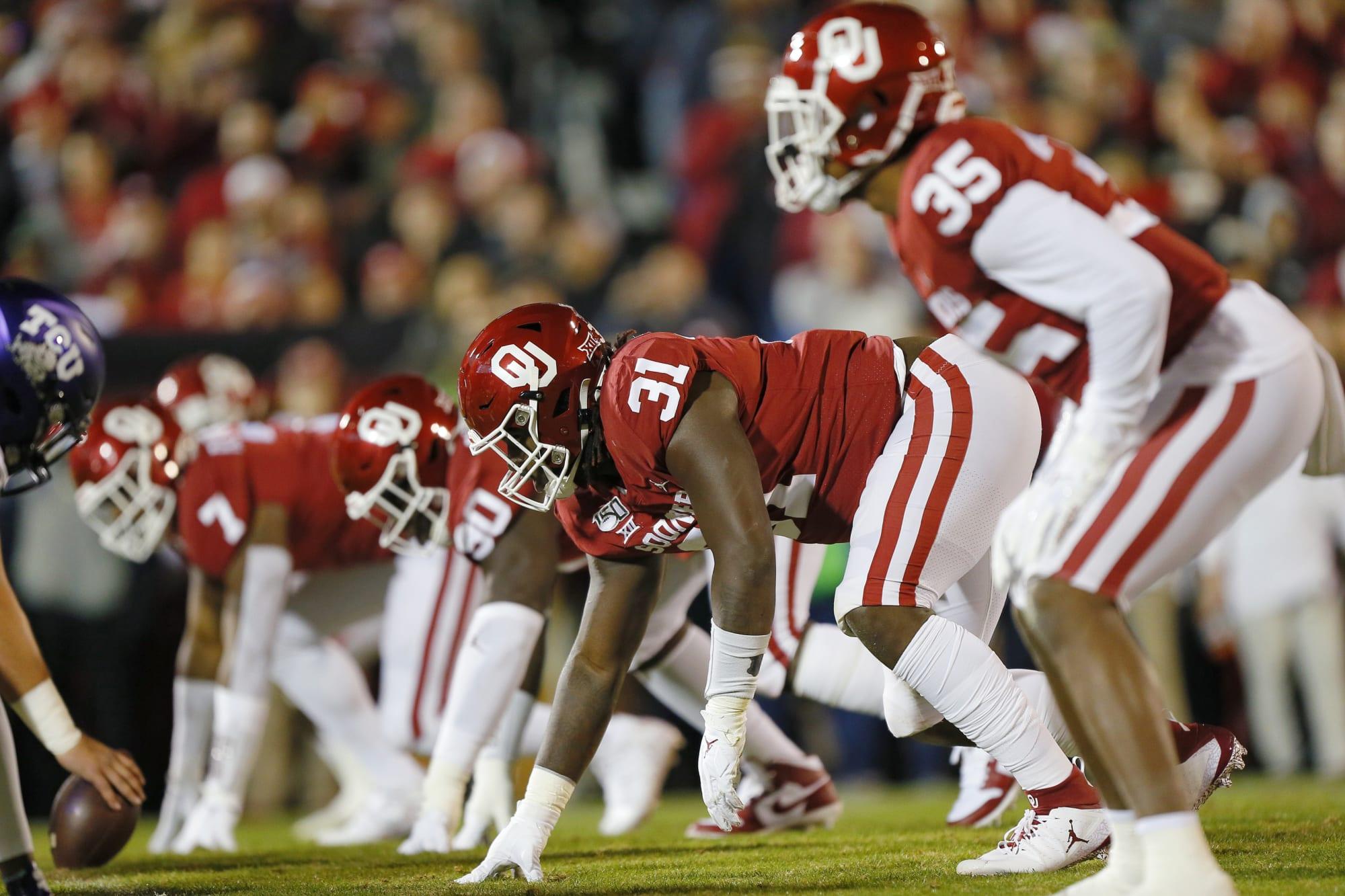 Oklahoma football: A top 2021 JUCO defensive tackle ...