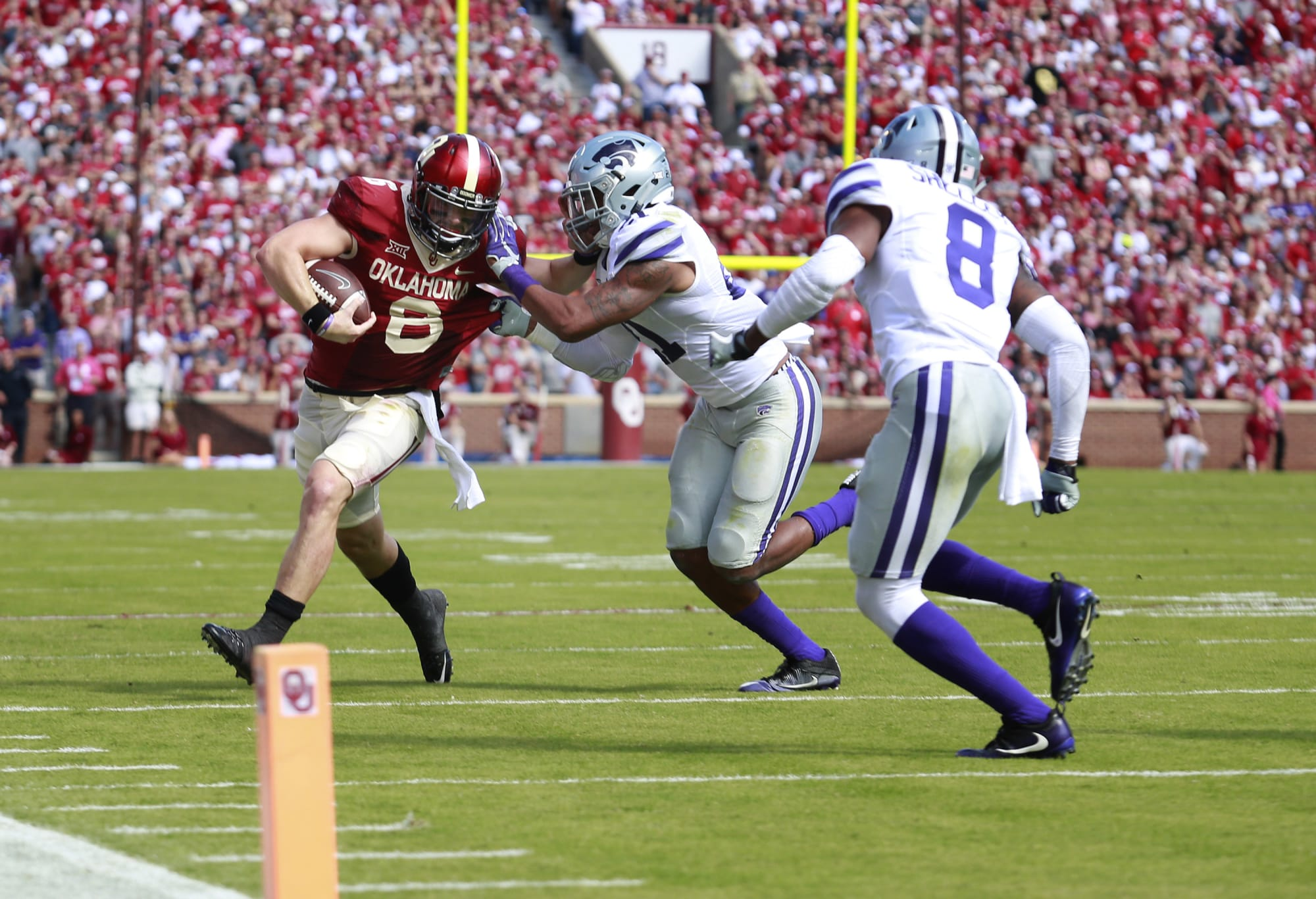 Oklahoma football: Four story lines for Saturday's game at ...
