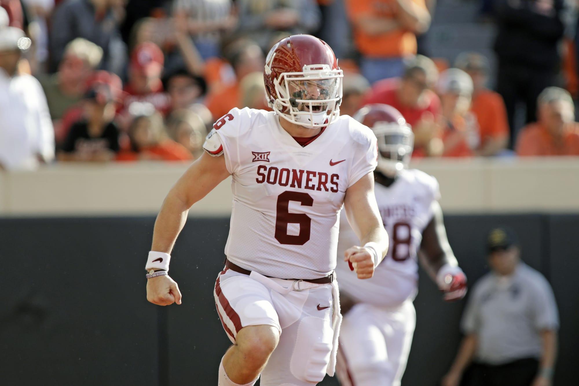 Oklahoma football: Sooners go boom, boom Boomer in Bedlam