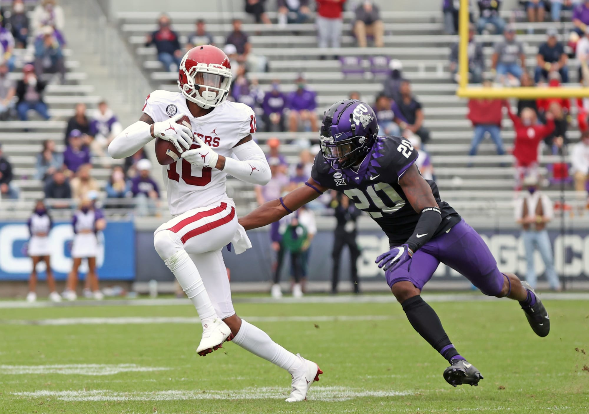 Oklahoma football: Notable numbers from a satisfying ...