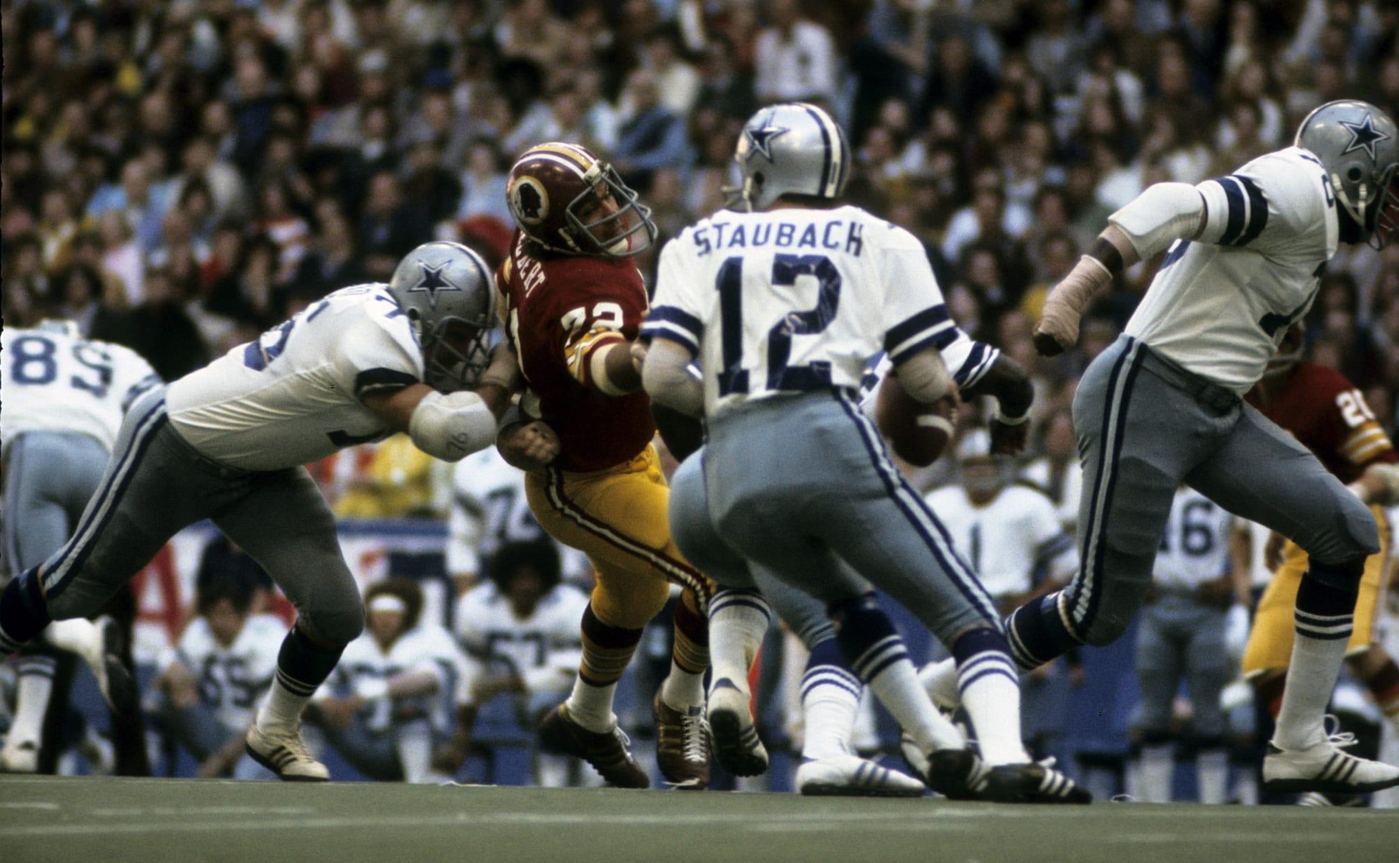 Thanksgiving history between the Dallas Cowboys and Washington