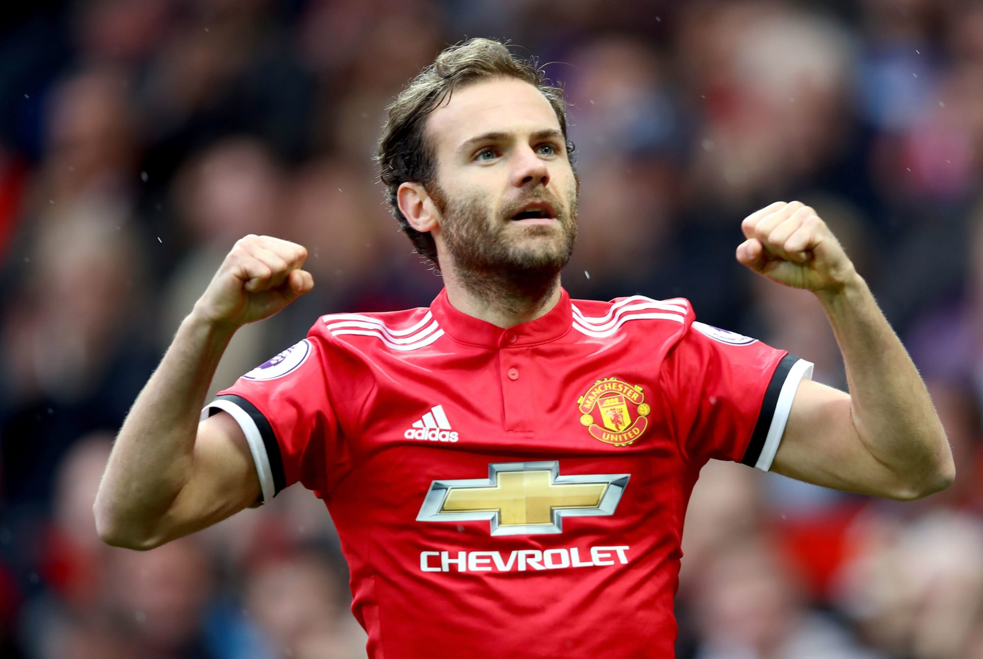 Could Juan Mata Return To Real Madrid In January?
