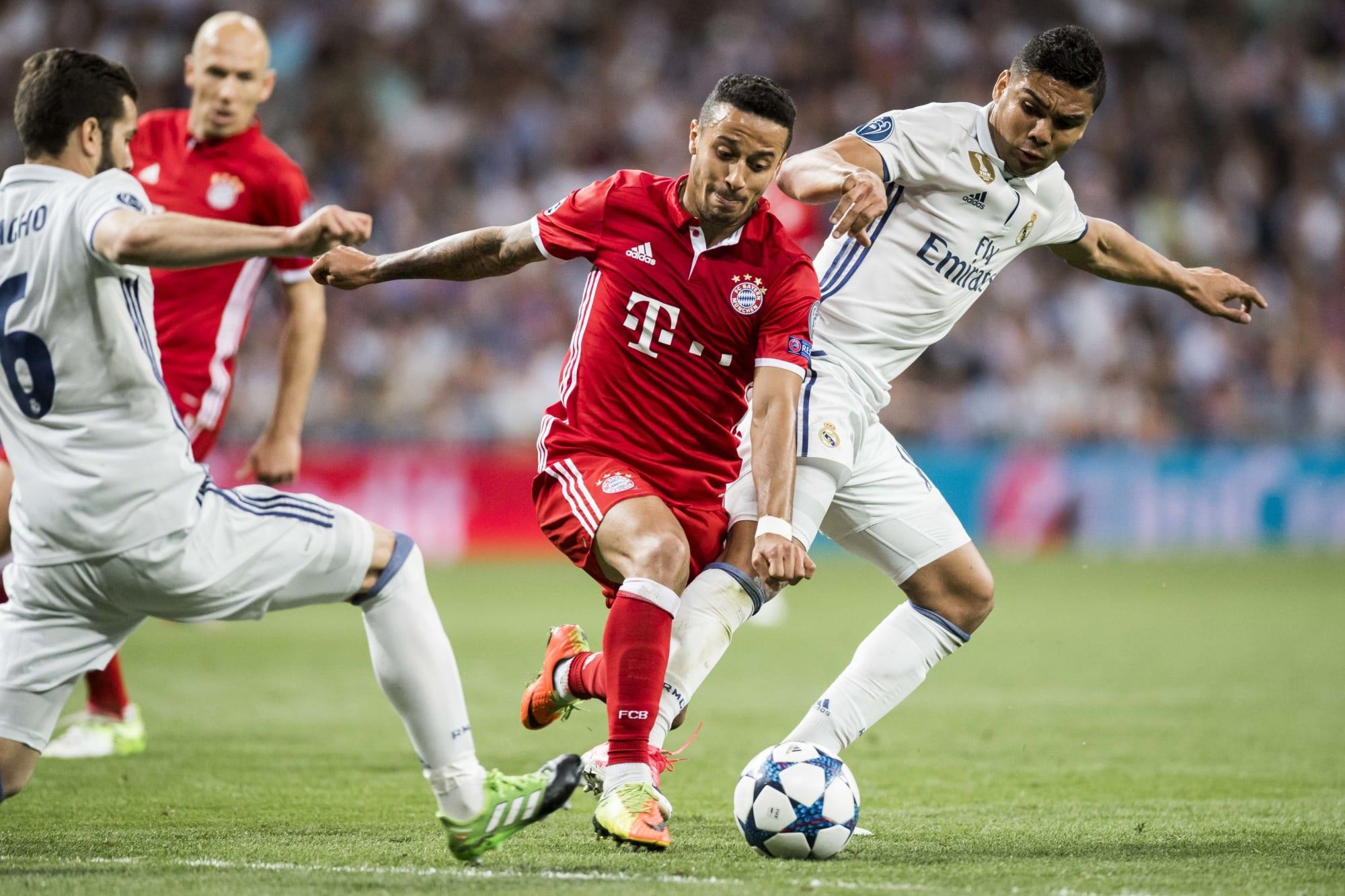 Bayern Munich Real Madrid