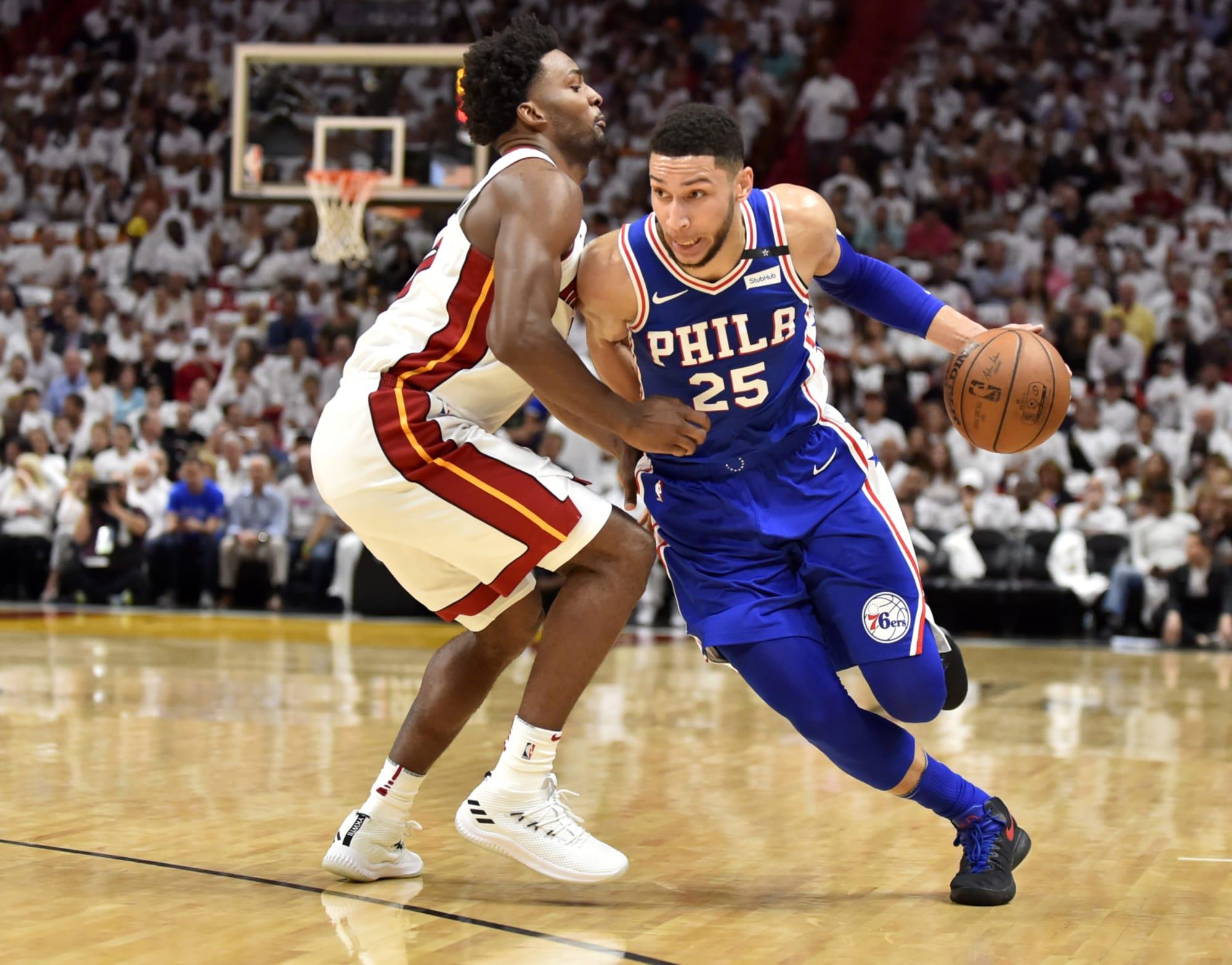 Philadelphia 76ers vs. Miami Heat: Game 3 observations