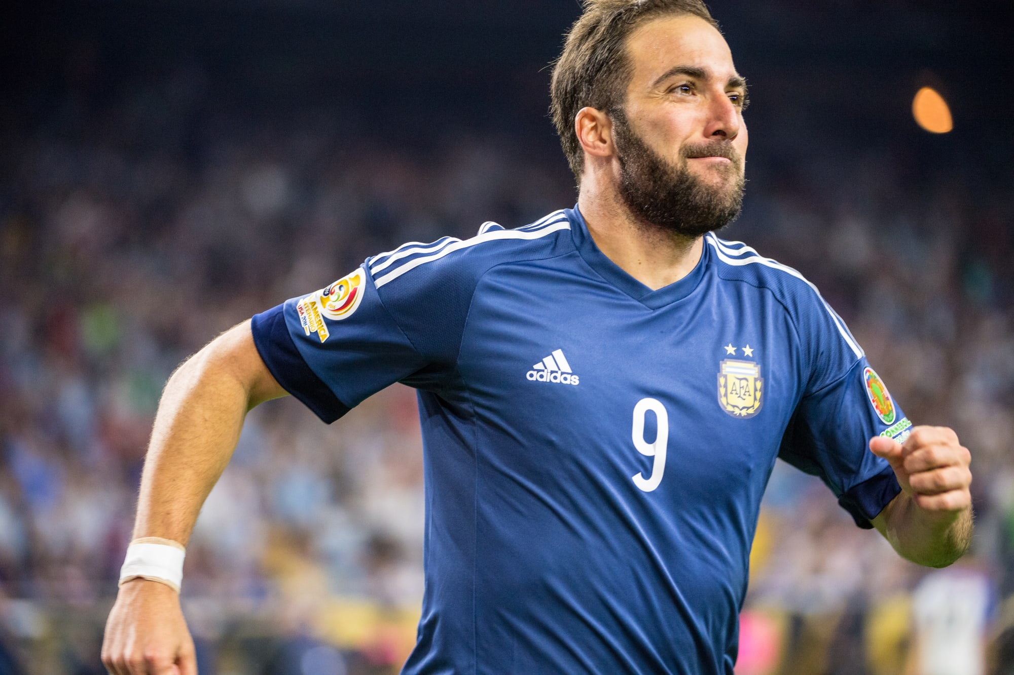 Gonzalo Higuain will not join Liverpool FC