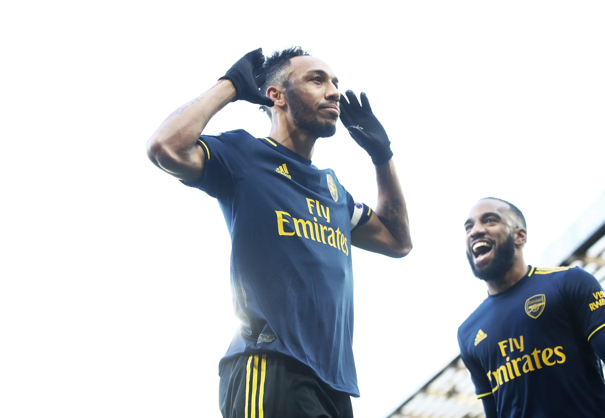 Barcelona's search for a striker takes a turn - Aubameyang
