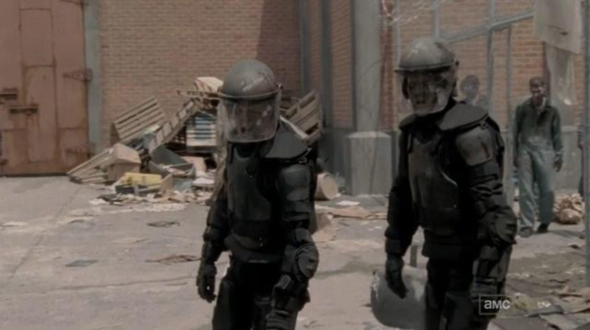 The Walking Dead: Most memorable walkers, number 16