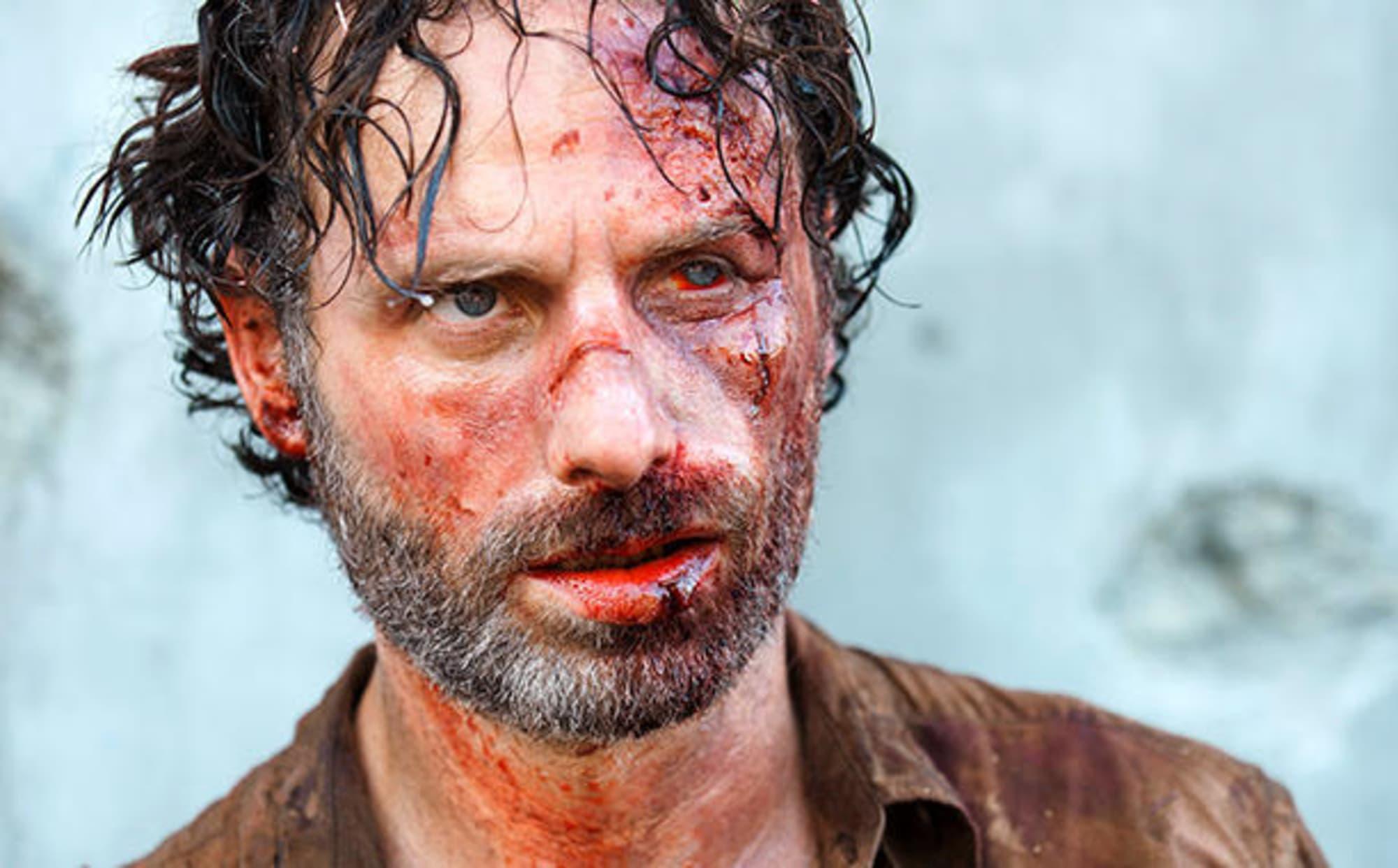Exclusive Deleted Scene Clip from Walking Dead Season 9 - LRM