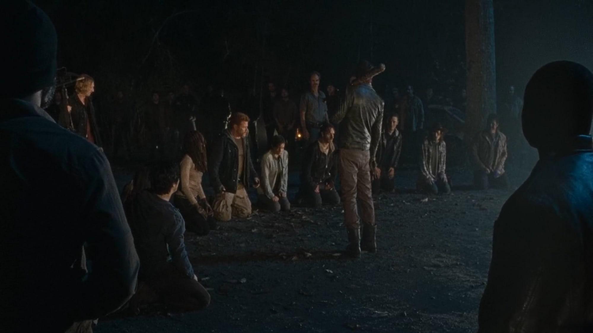 Walking Dead 7 Netflix