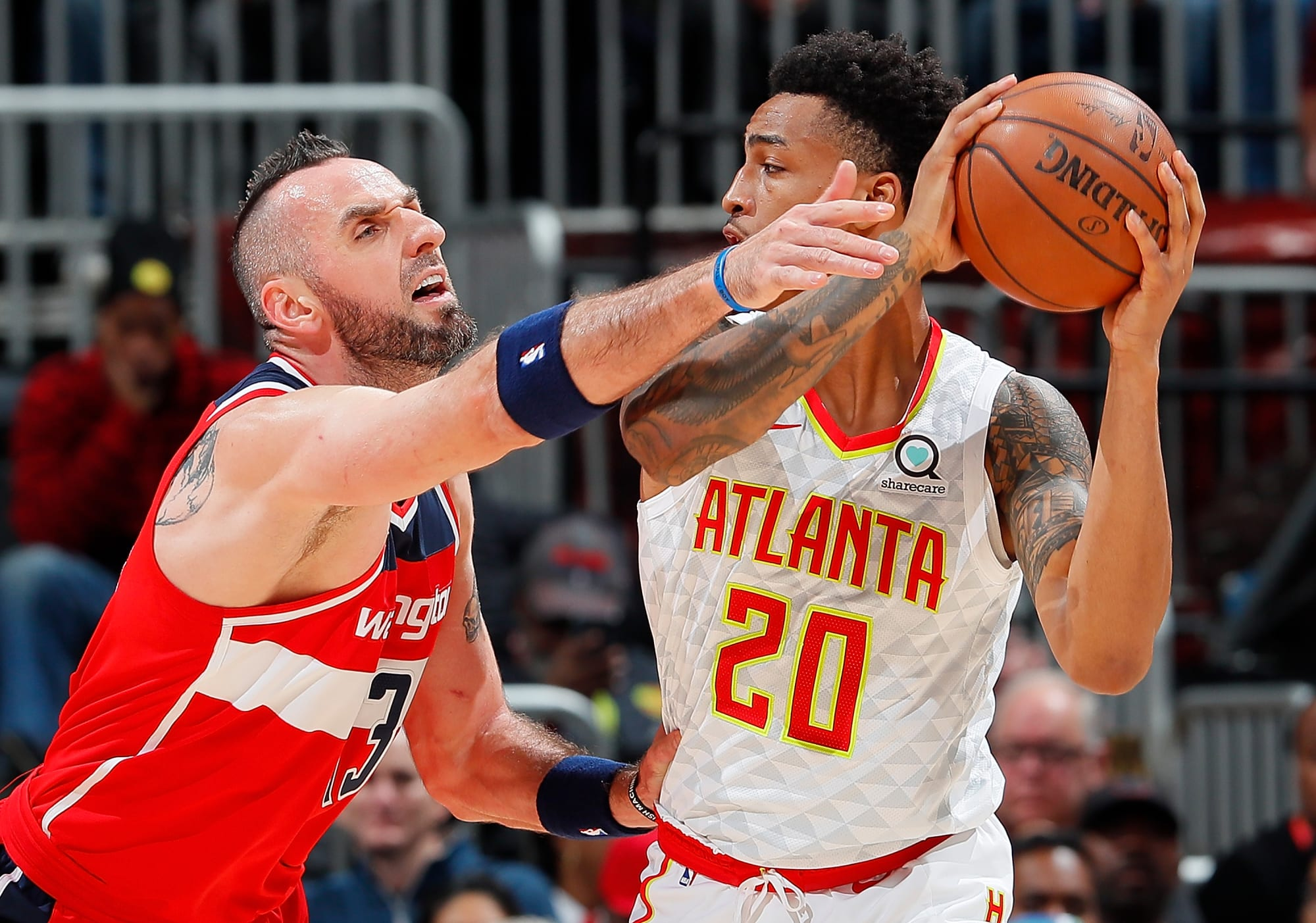 Hawks Wizards