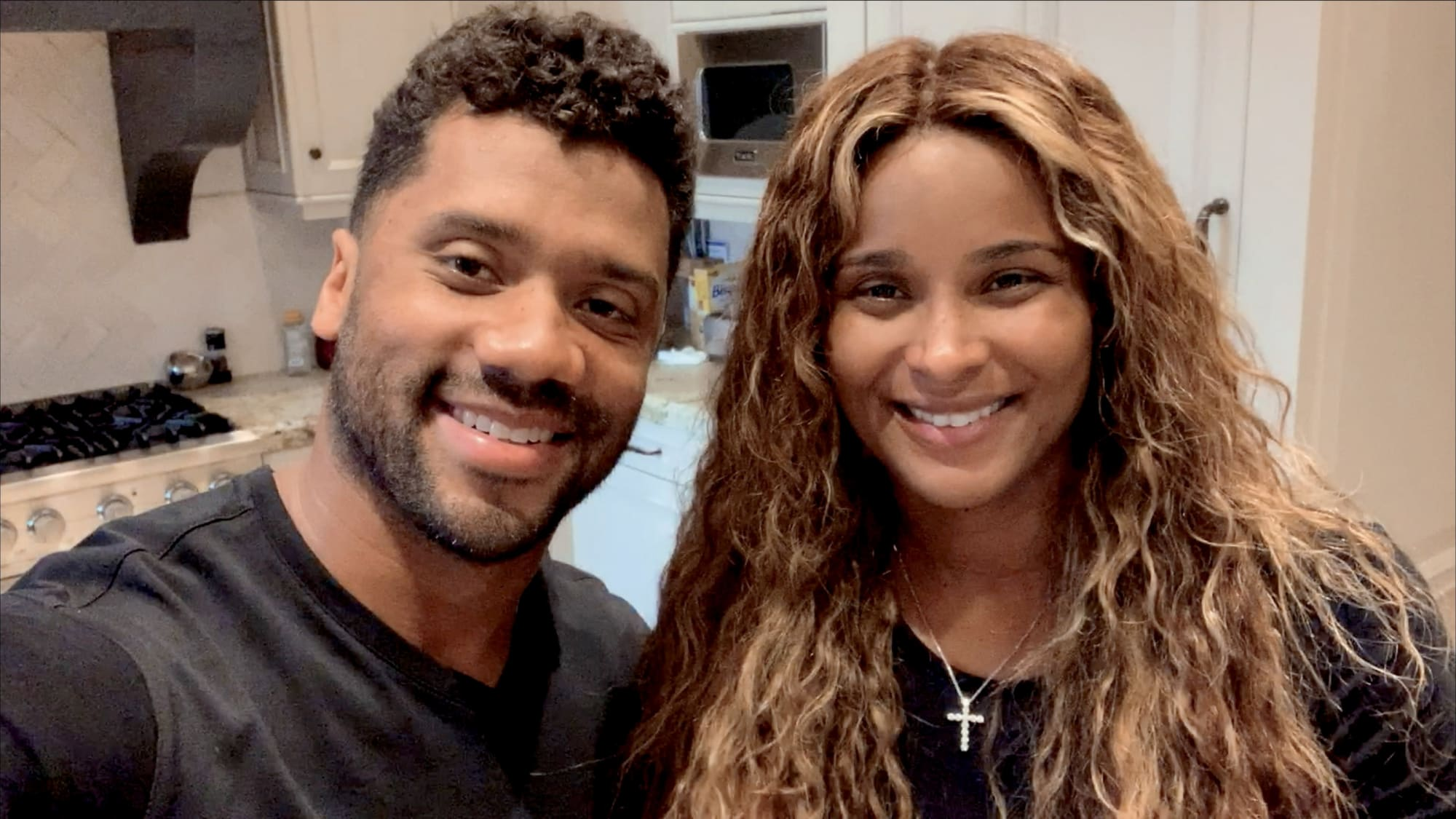 Russell Wilson and Ciara have a new baby rightfully named Win