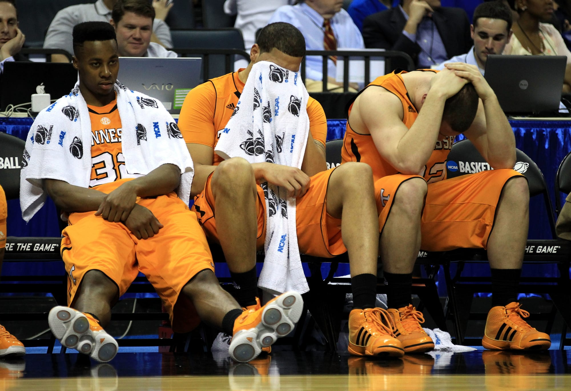 Tennessee basketball's five underachieving teams similar to 2020-21