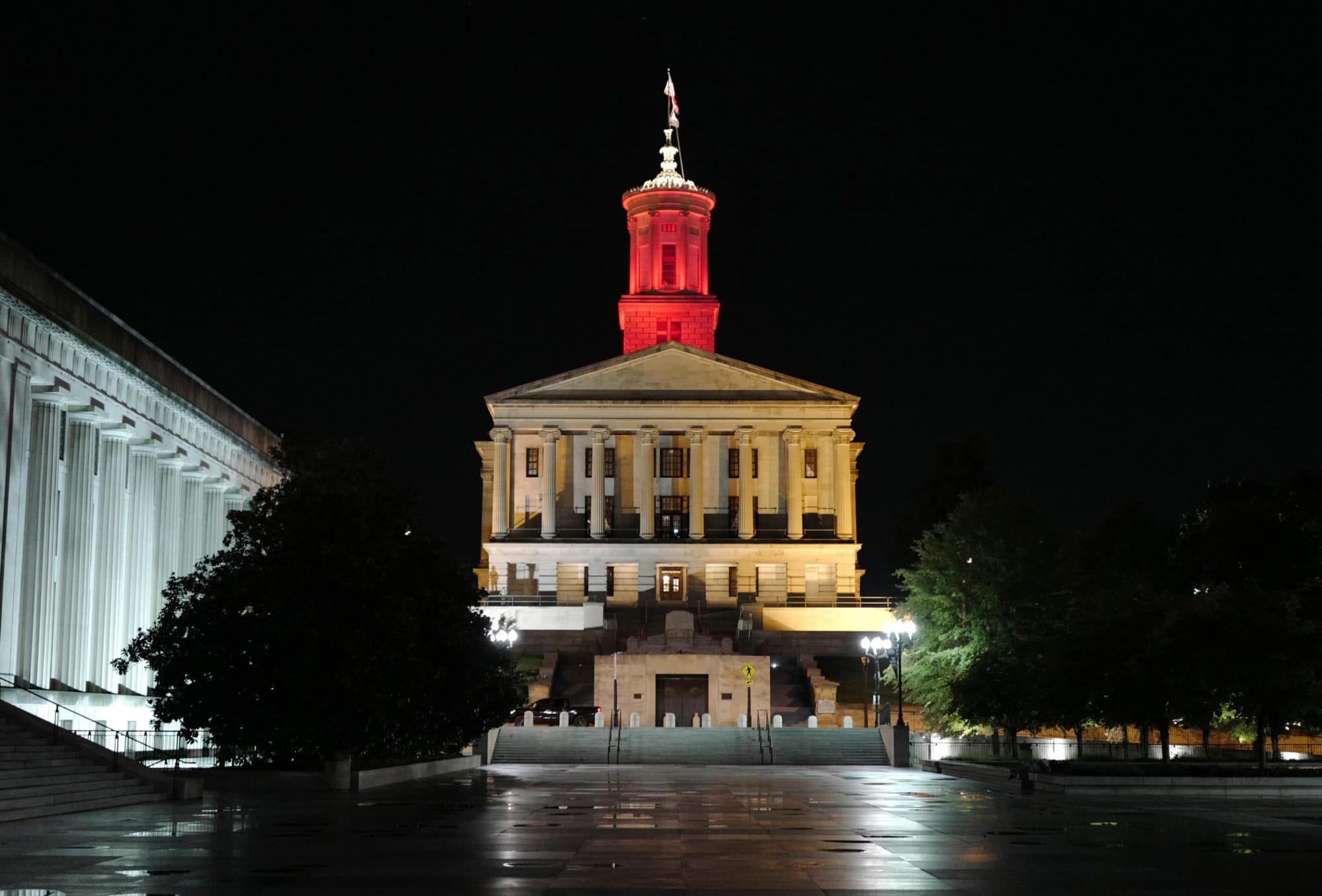 Tennessee football: State senators' anthem stance could wreck program