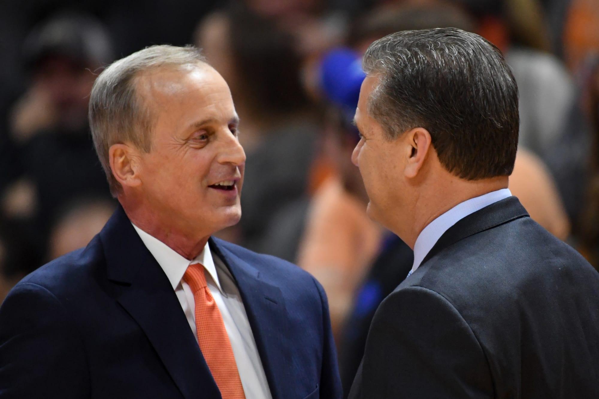 Tennessee basketball: Kentucky season further proves Barnes better than Calipari