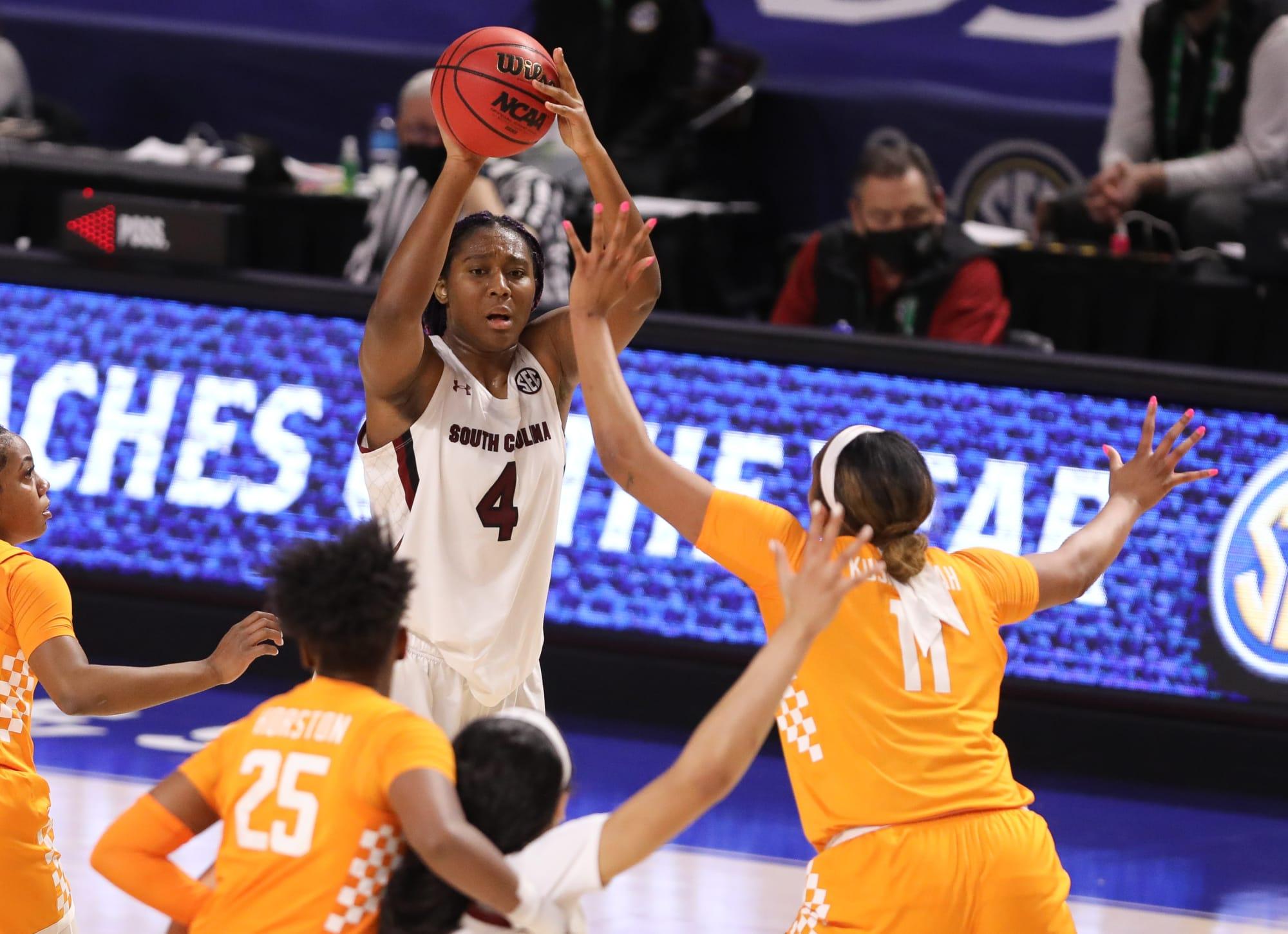 SEC Tournament: Three takeaways from Lady Vols' loss to South Carolina