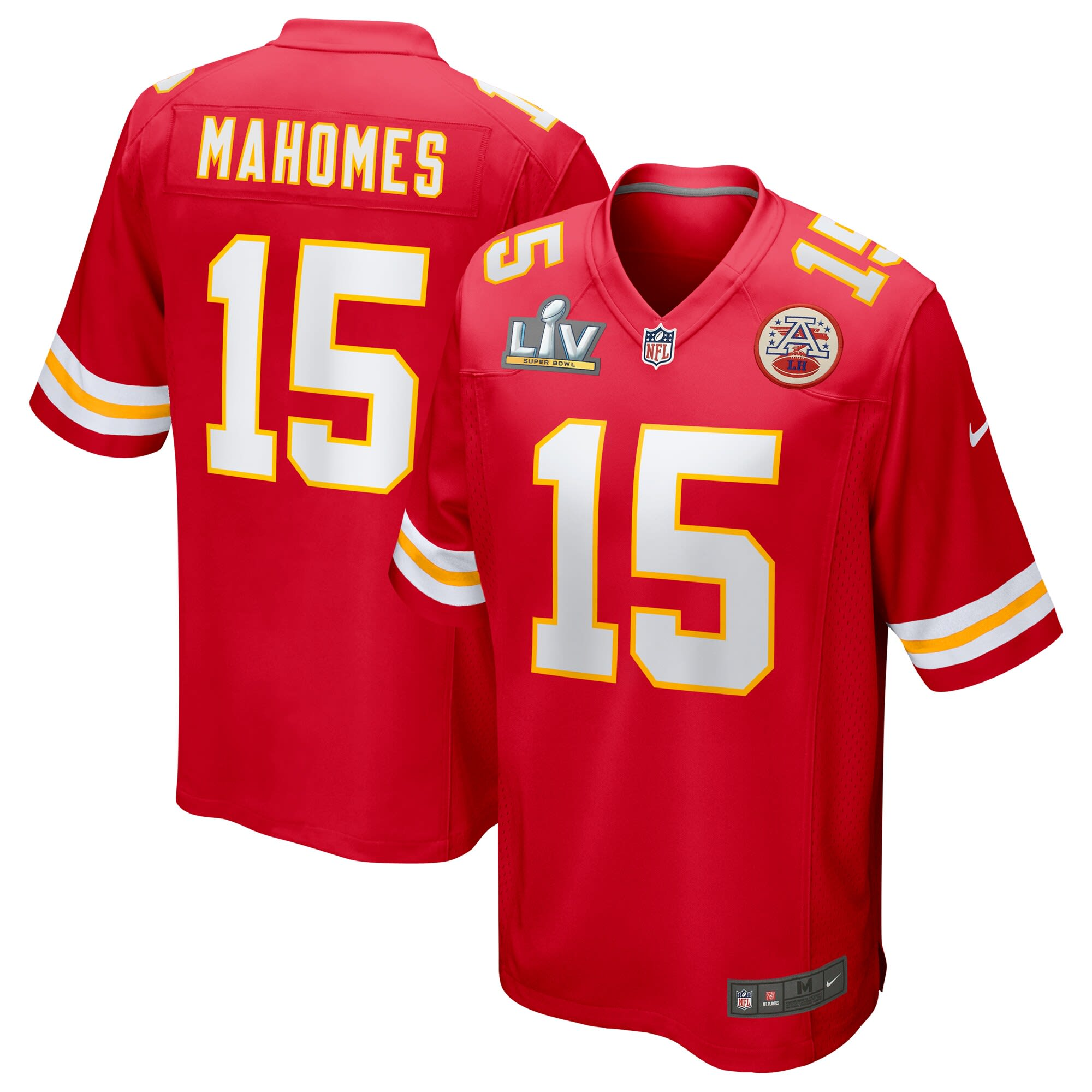 The Kansas City Chiefs are going to the Super Bowl. Time to gear up.