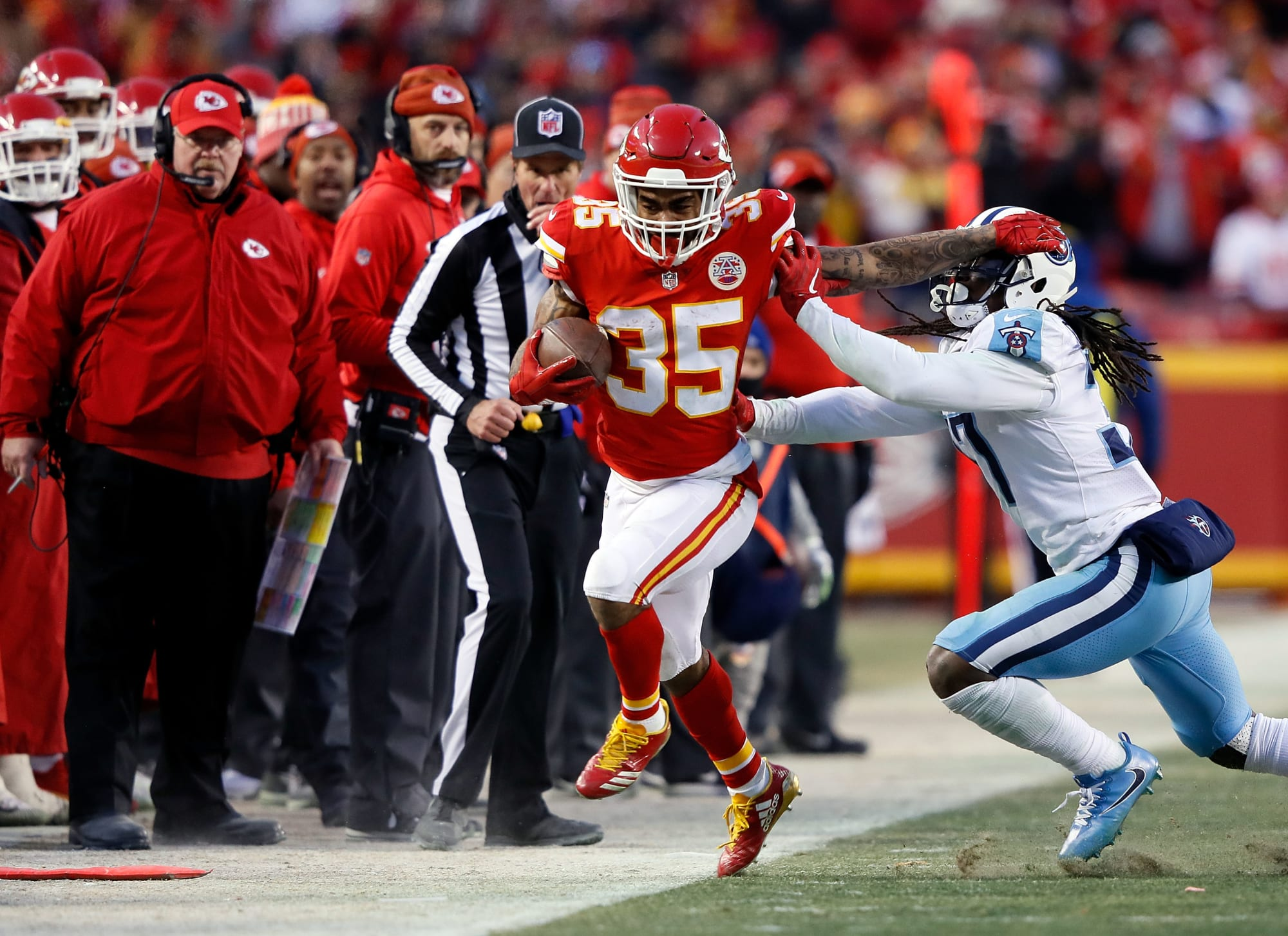 Charcandrick West announces retirement from football