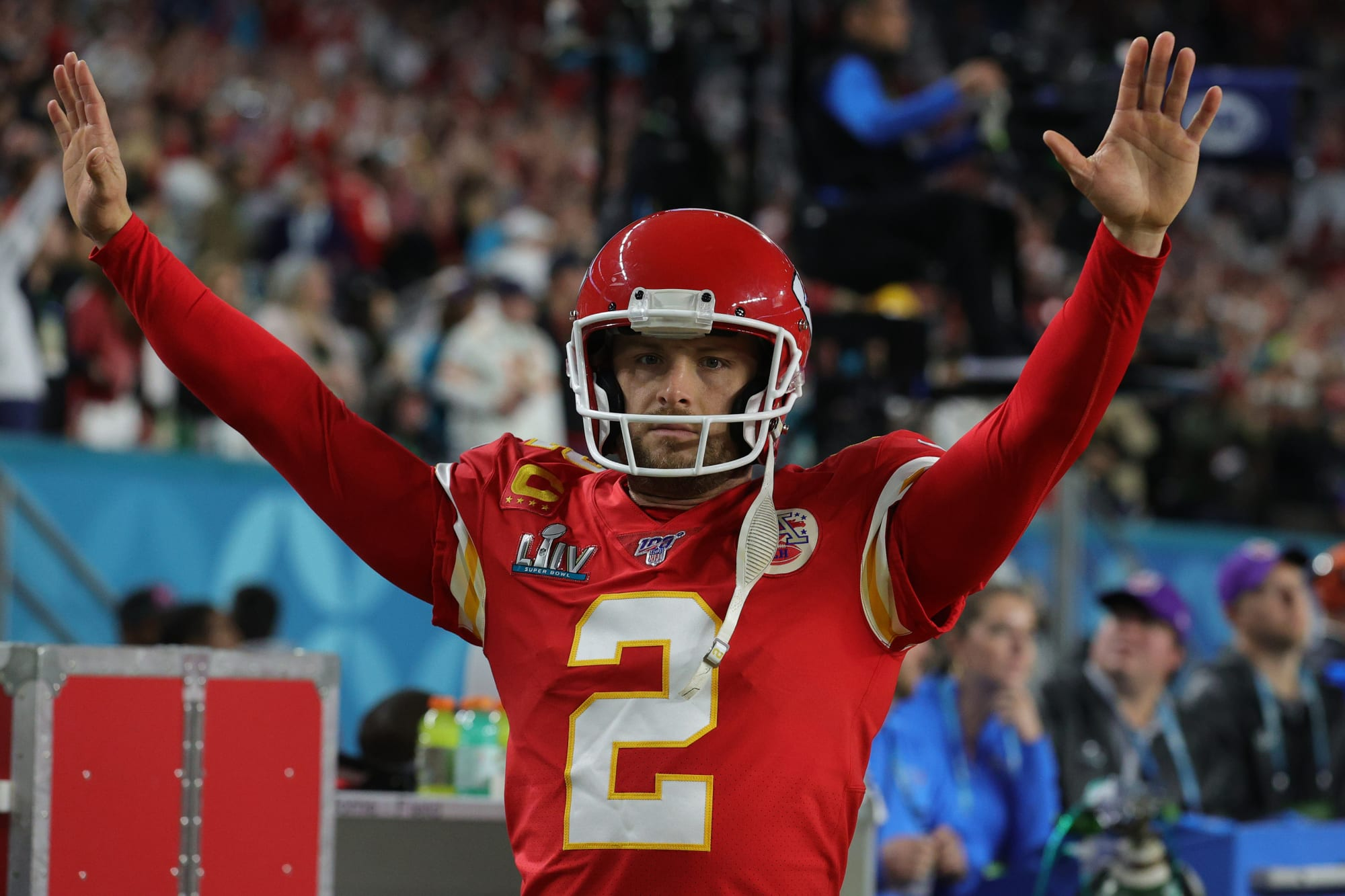 What's behind Dustin Colquitt's return to the Chiefs?