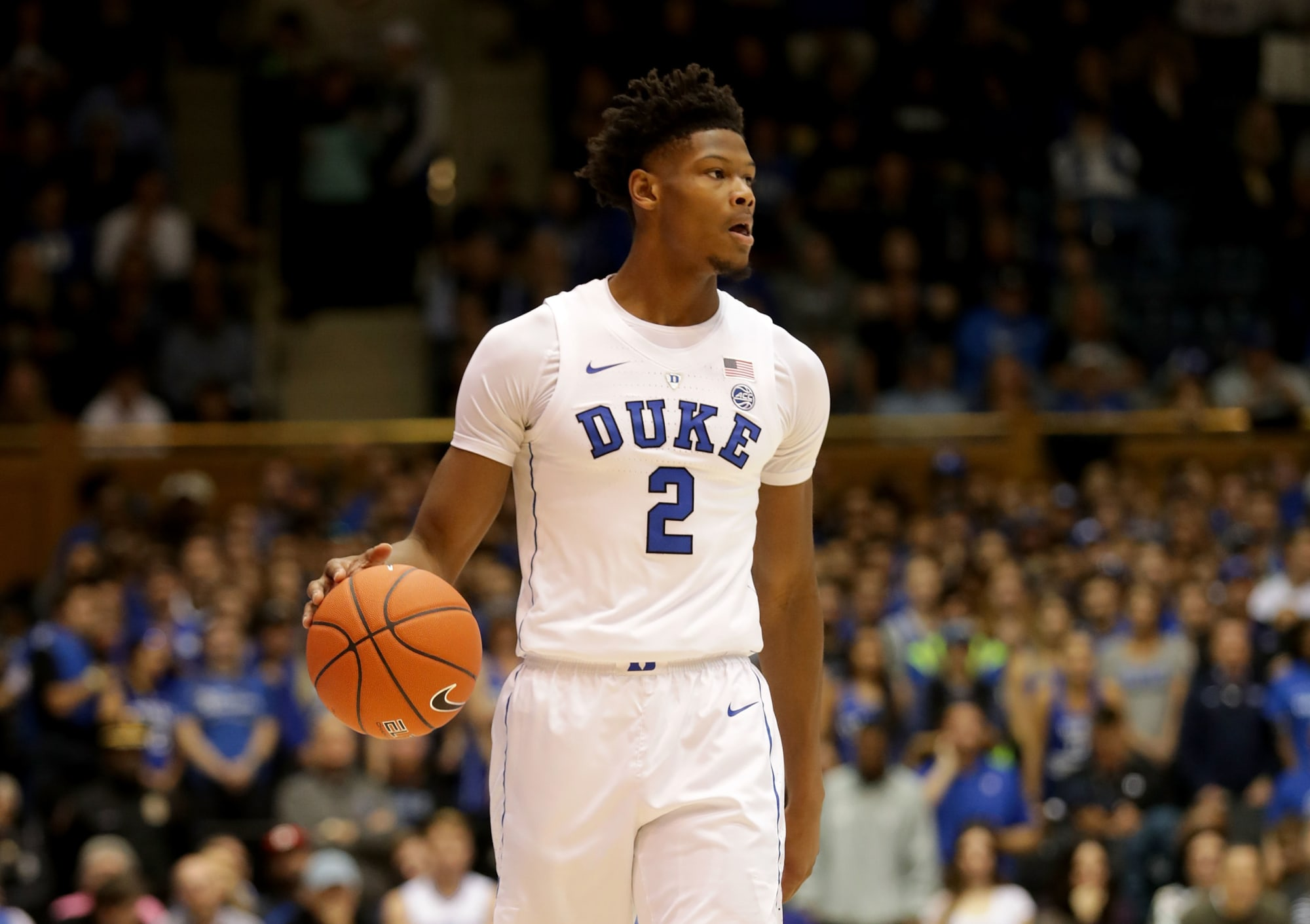 Duke Basketball: Cam Reddish's struggles might come to an end soon