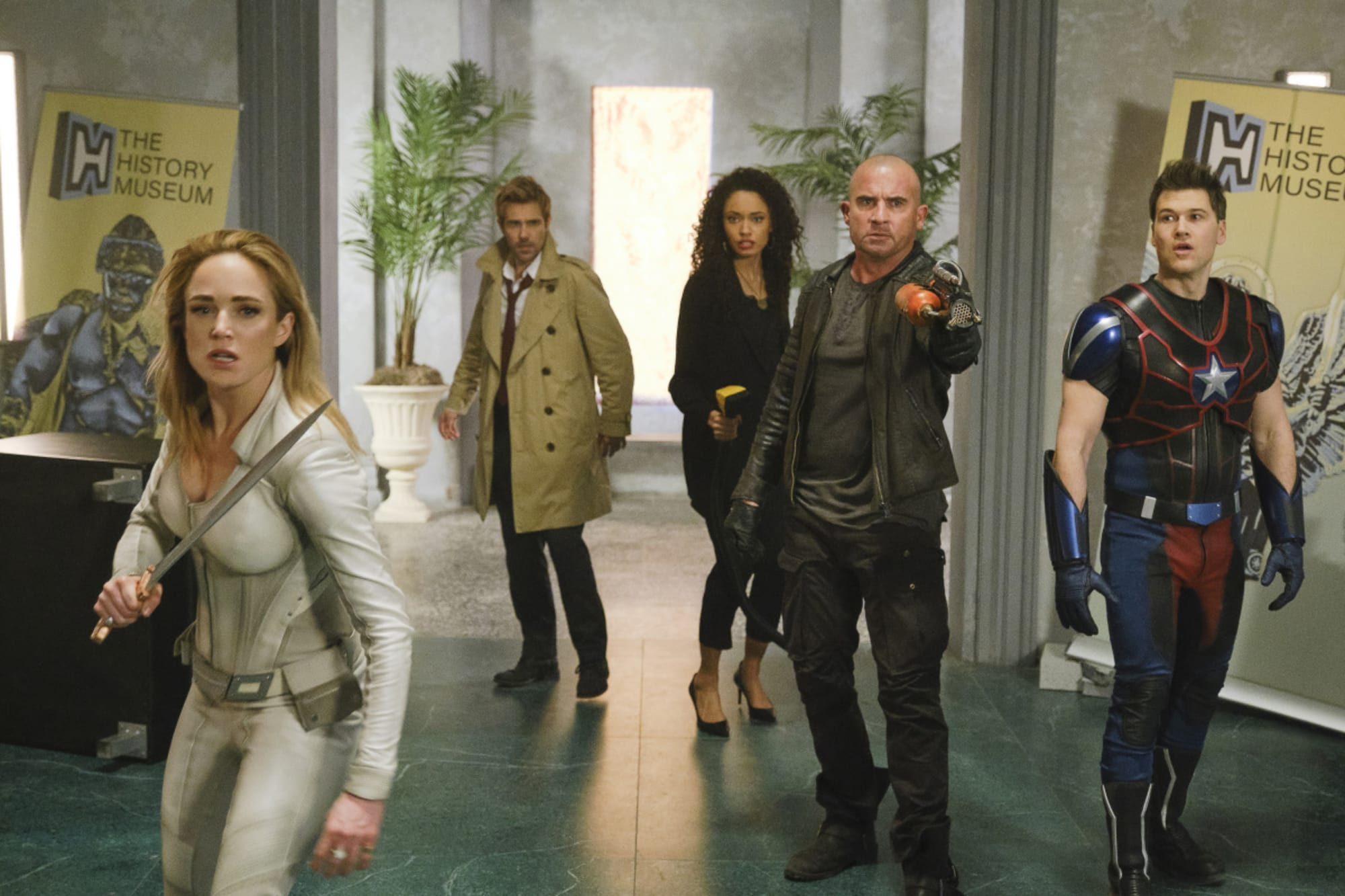 Image result for legends of tomorrow season 6