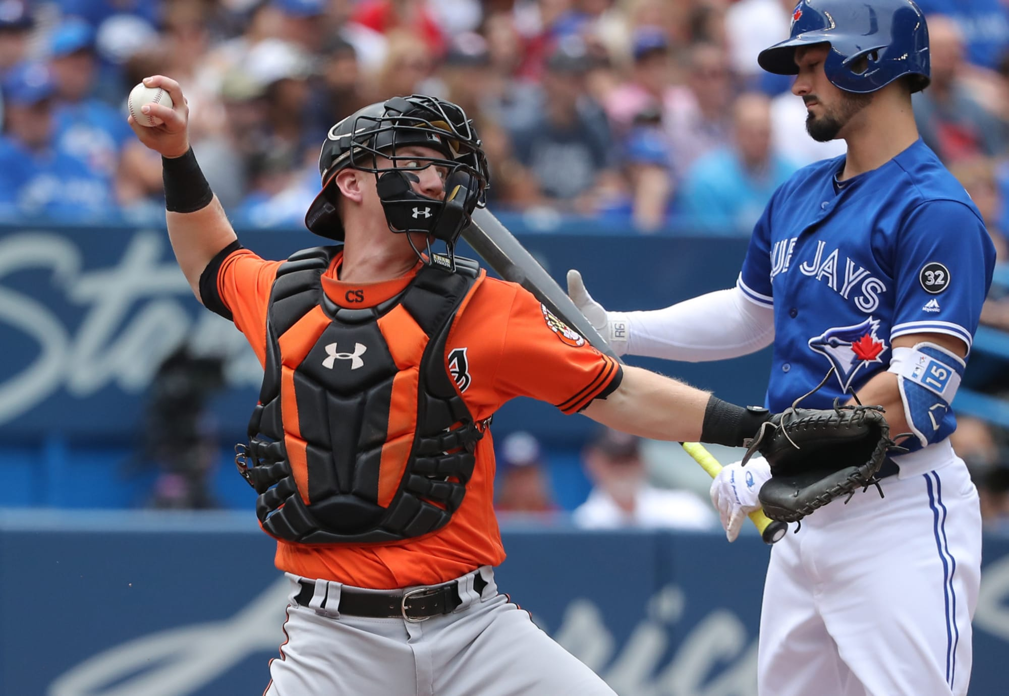 Baltimore Orioles: Chance Sisco To Begin Year In Norfolk