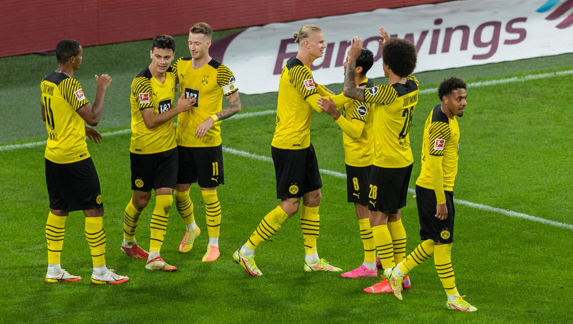 FIFA 22 scores for Borussia Dortmund gamers revealed: Erling Haaland leads the way in which with 88