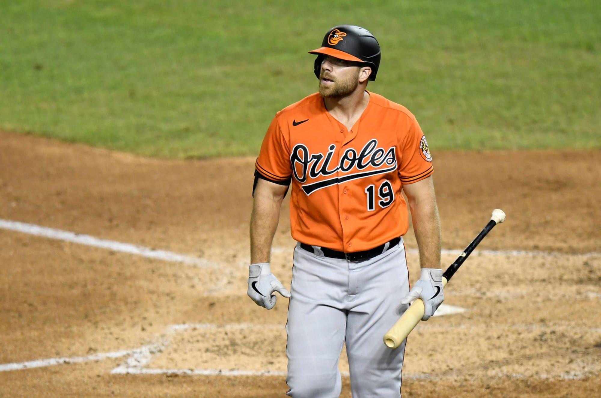 Chris Davis Baltimore Orioles Baseball Player Jersey