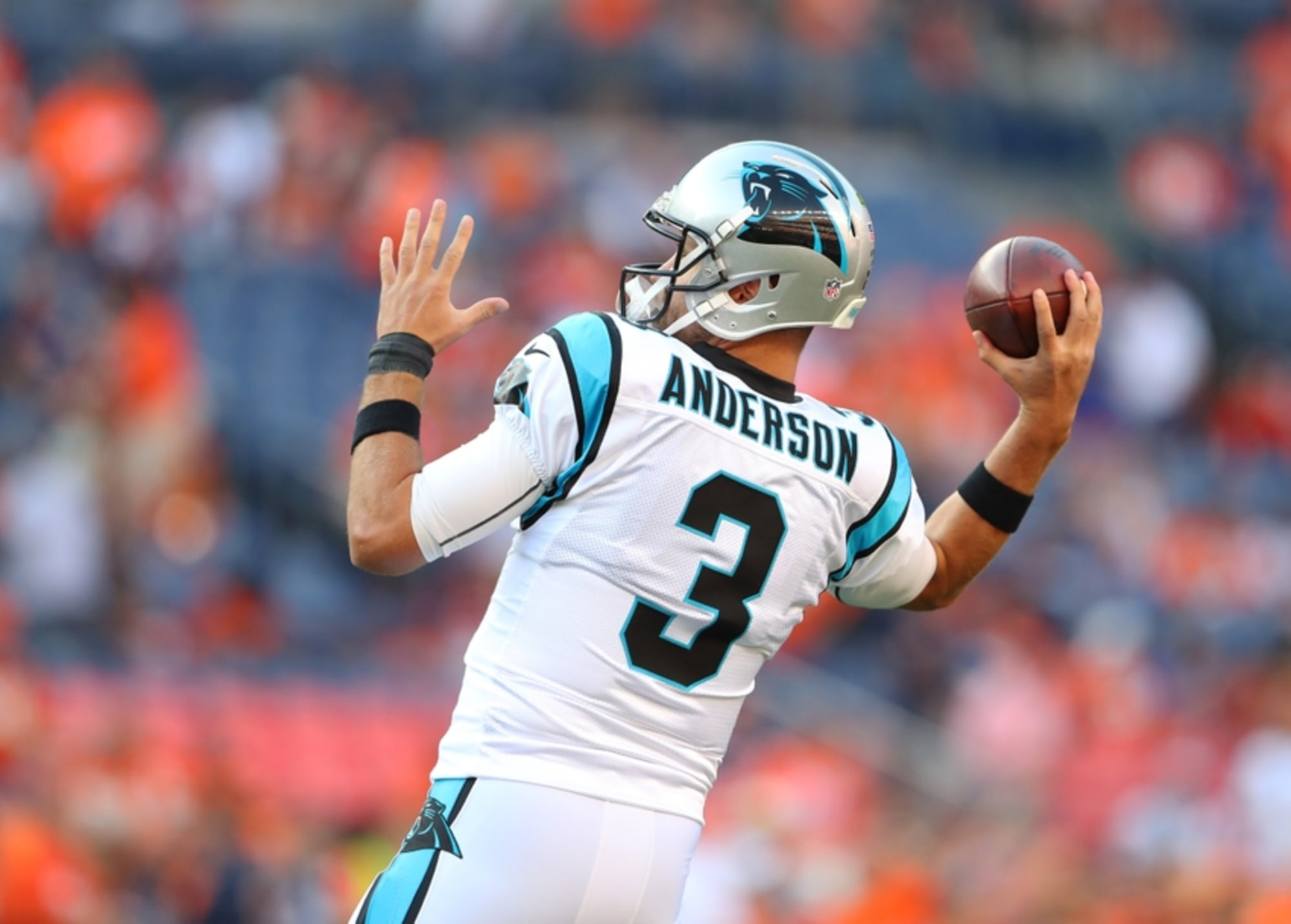 Derek Anderson: Hiding in Plain Sight for the Panthers