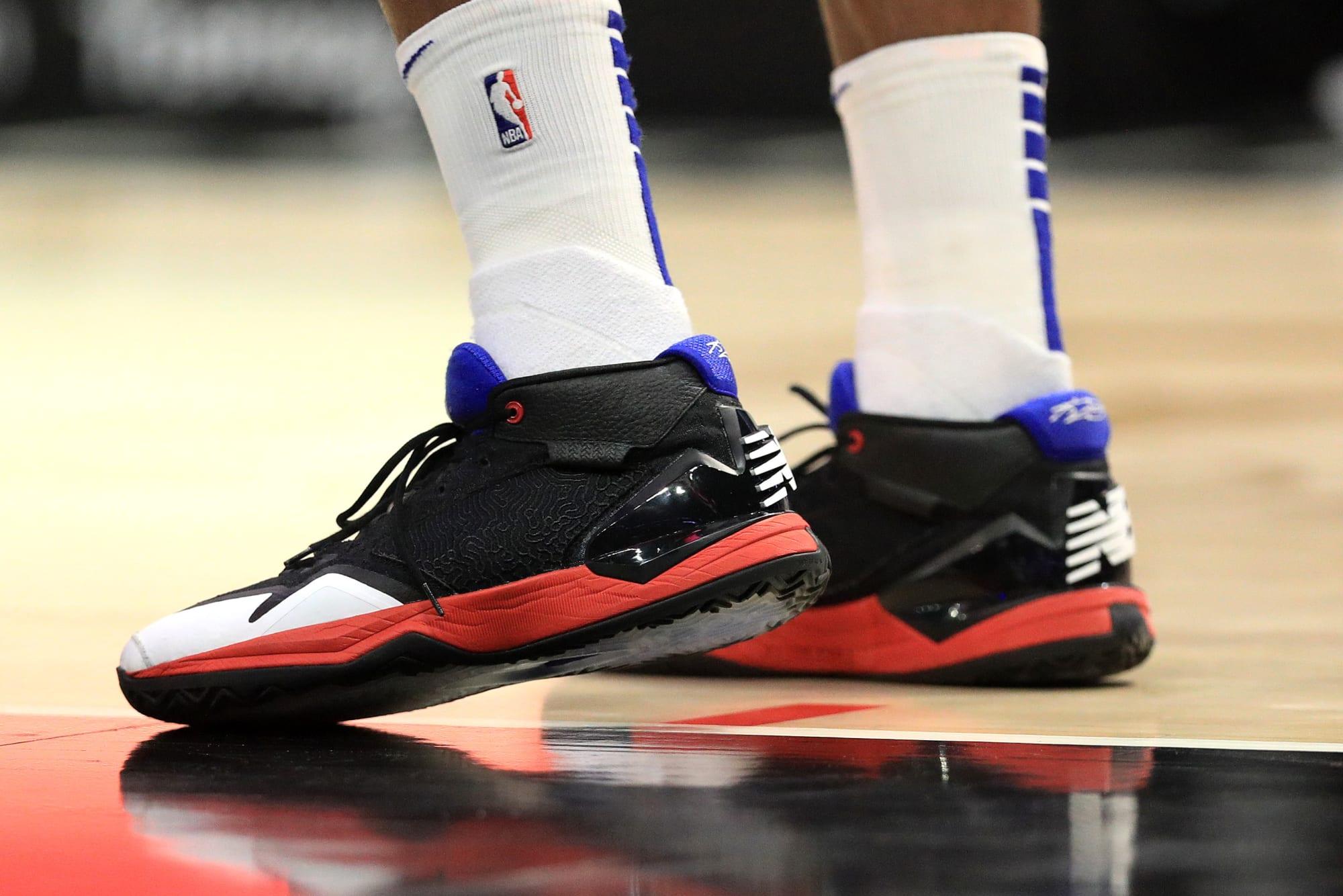 Clippers' Kawhi Leonard's sneaker brand, New Balance partners with NBA