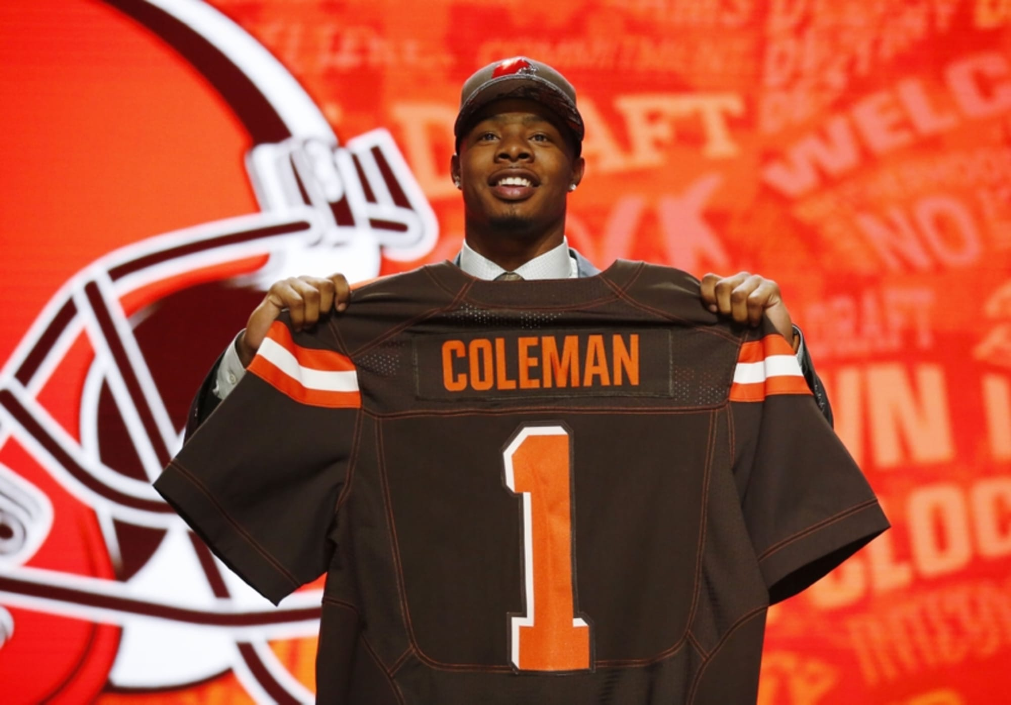 Cleveland Browns: Corey Coleman may be best pick since '10