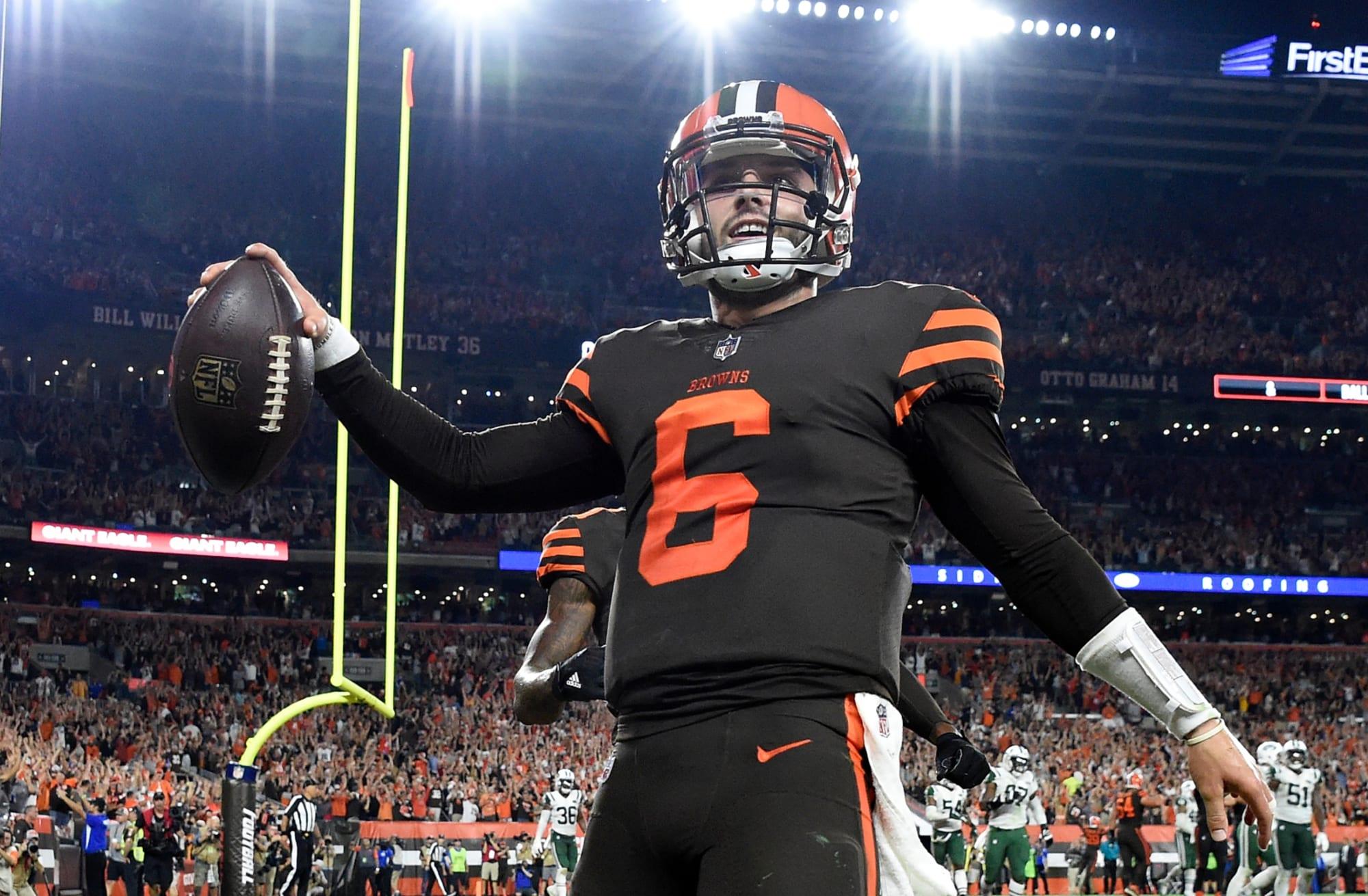Cleveland Browns get season-long permission for color rush uniformS