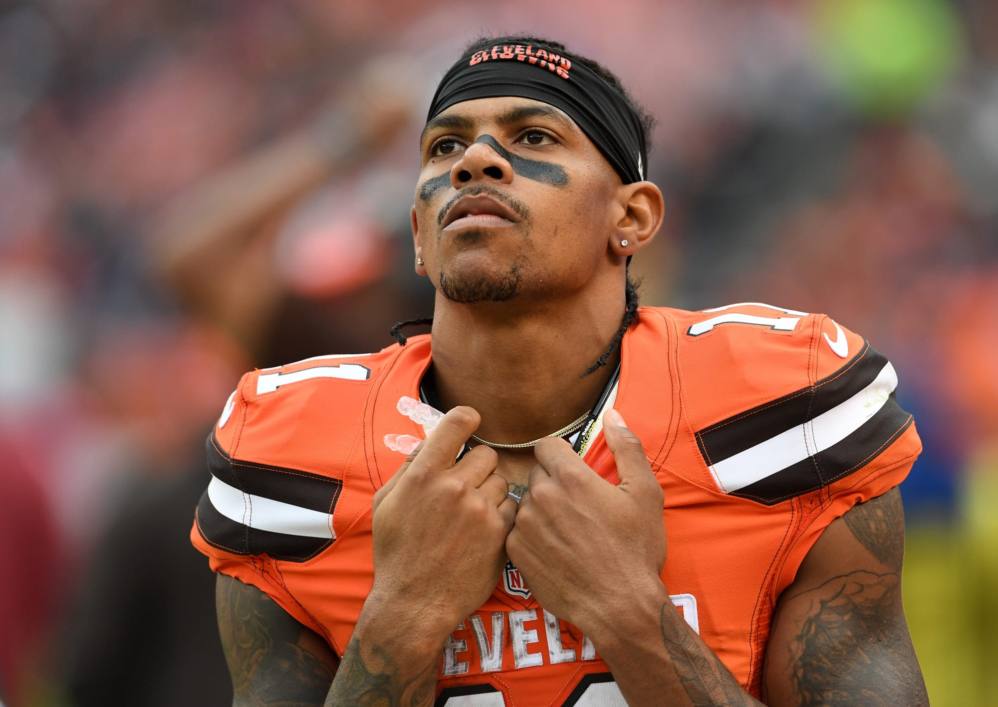 Terrelle Pryor wishes he would have stayed with the Cleveland ...