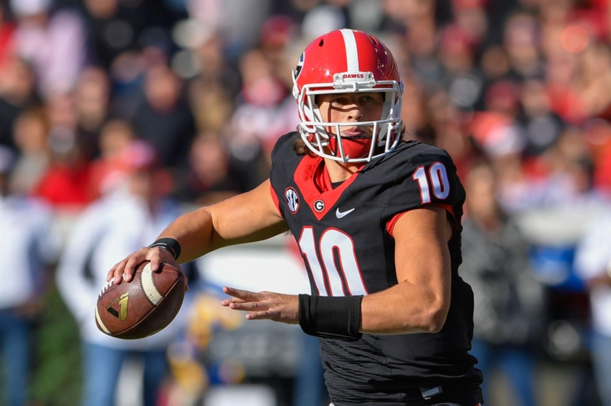 Georgia Football: Jacob Eason named DotD 2016 Freshman of the Year