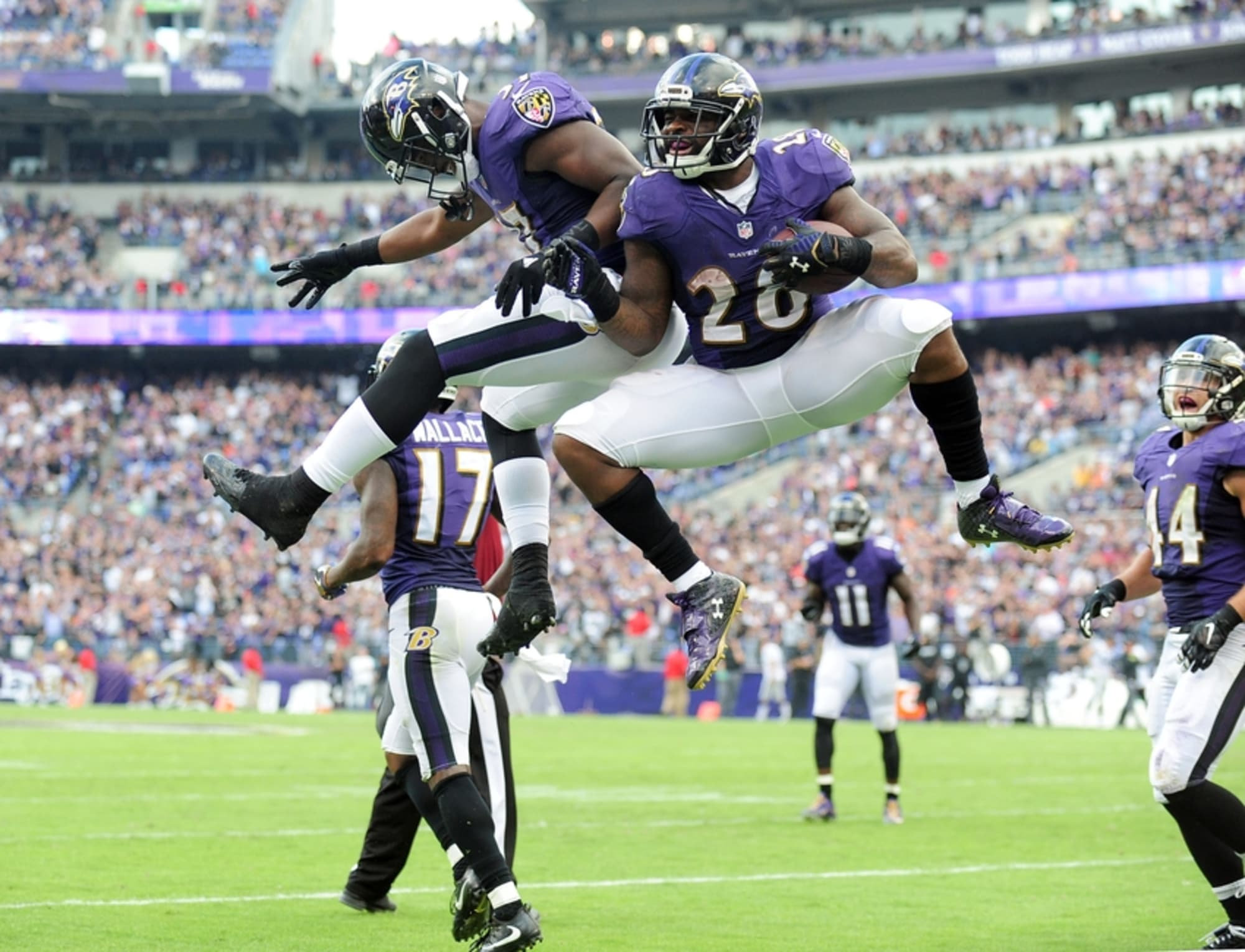 Terrance West Will Be The Next Superstar In The NFL