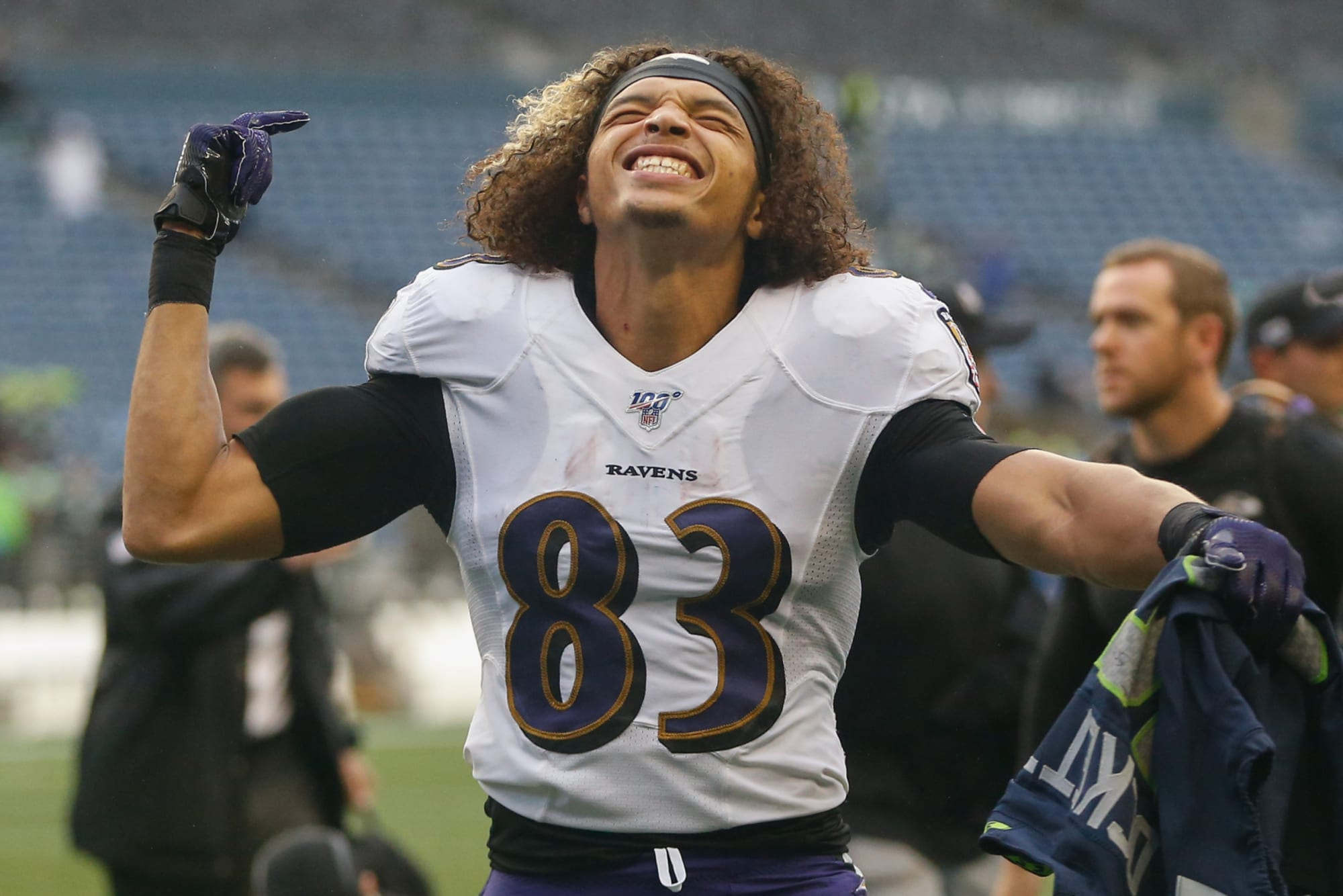 Baltimore Ravens extending Willie Snead a wise move