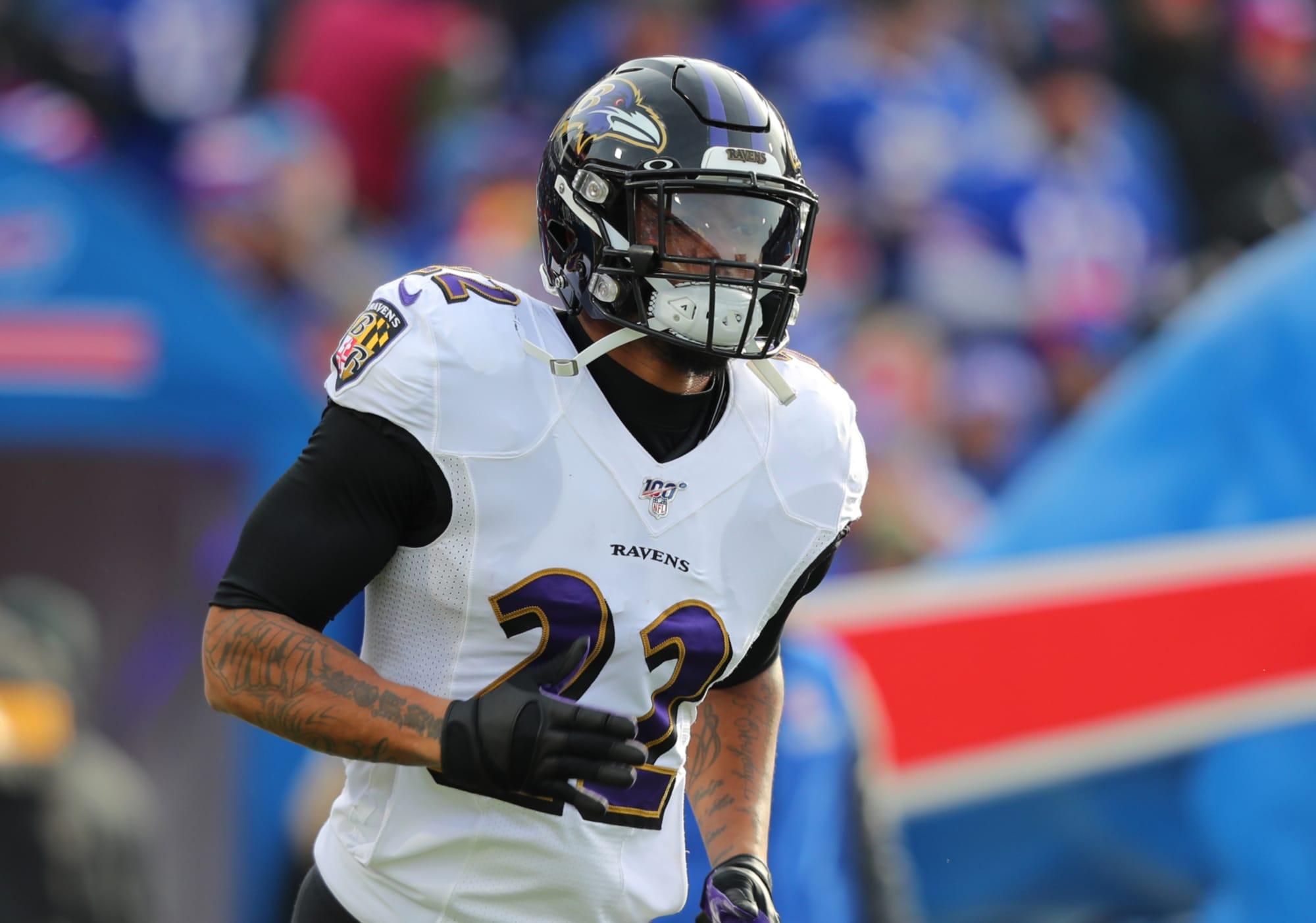 Jimmy Smith NFL Jersey
