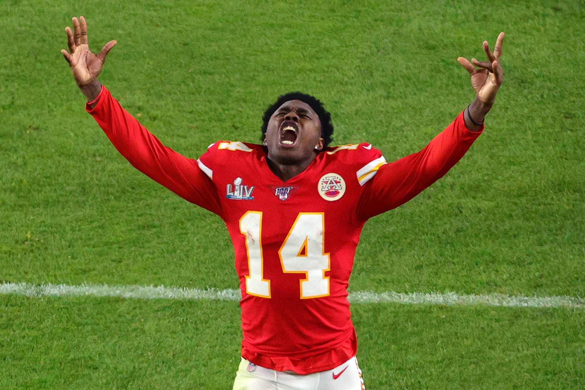 Is Sammy Watkins enough to deter Baltimore Ravens from further moves?