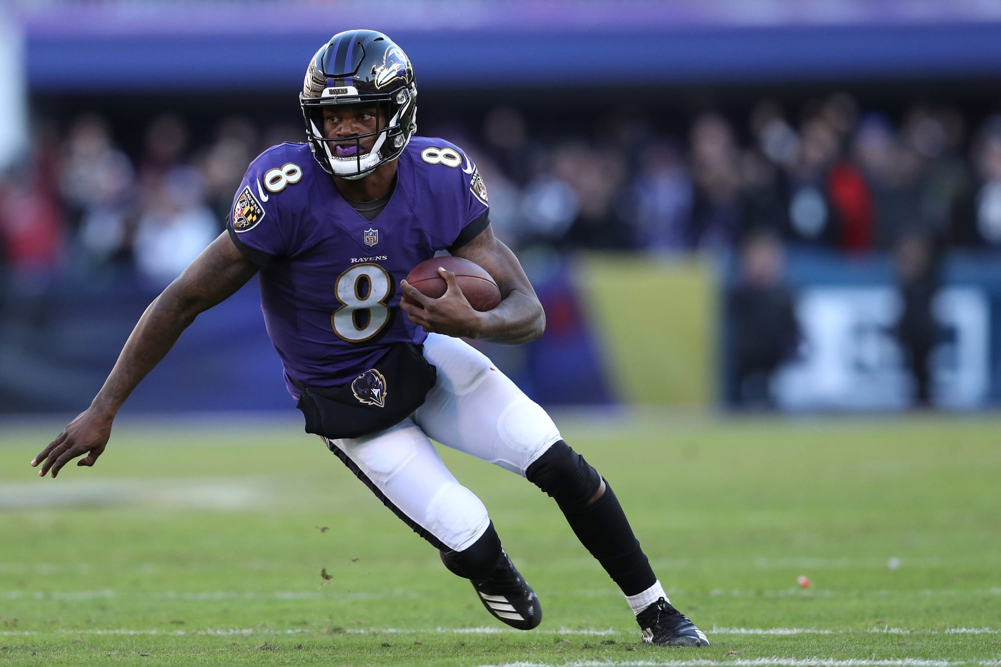 Ravens offense could be both revolutionary and old school