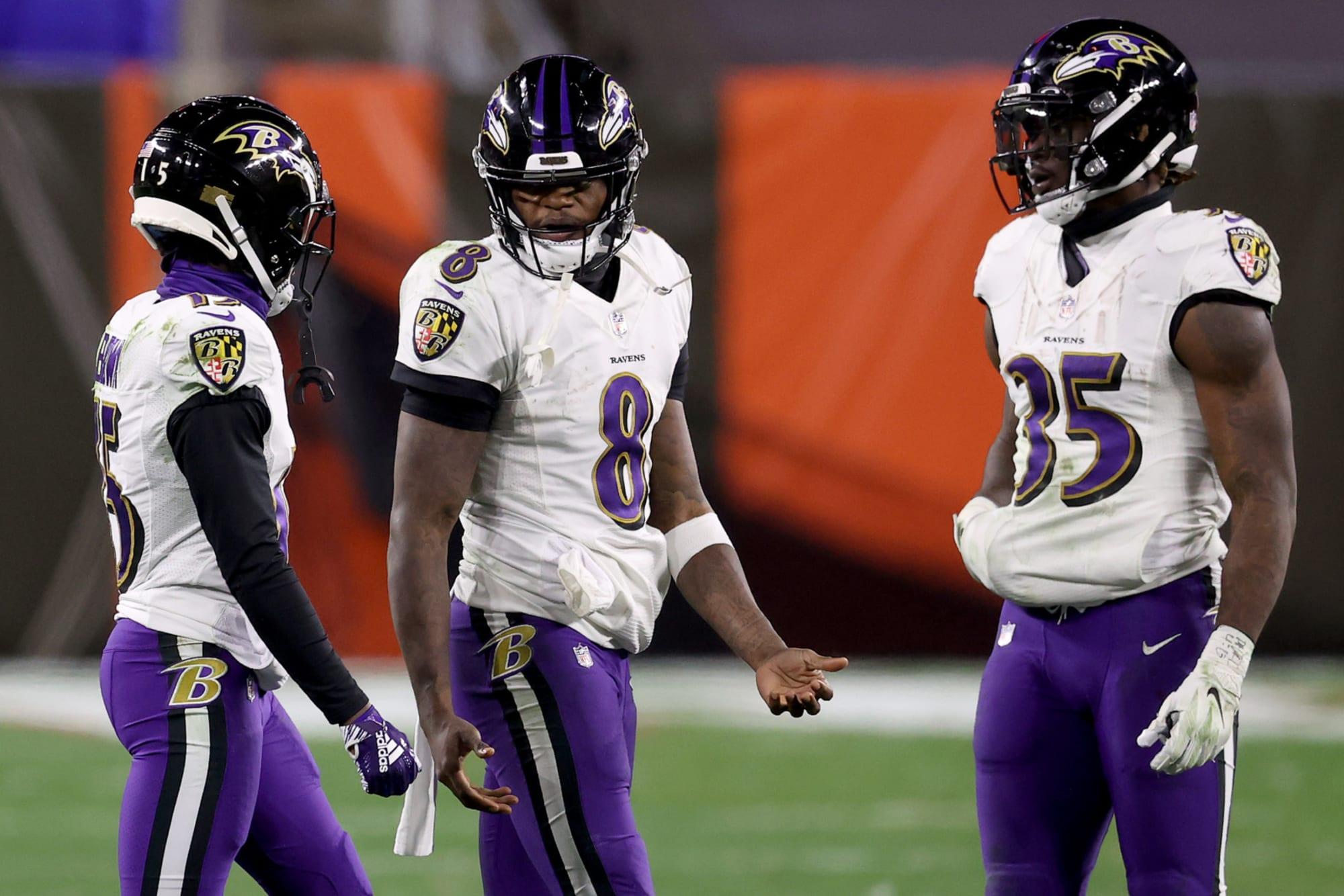 Baltimore Ravens stun Cleveland Browns: 3 game balls