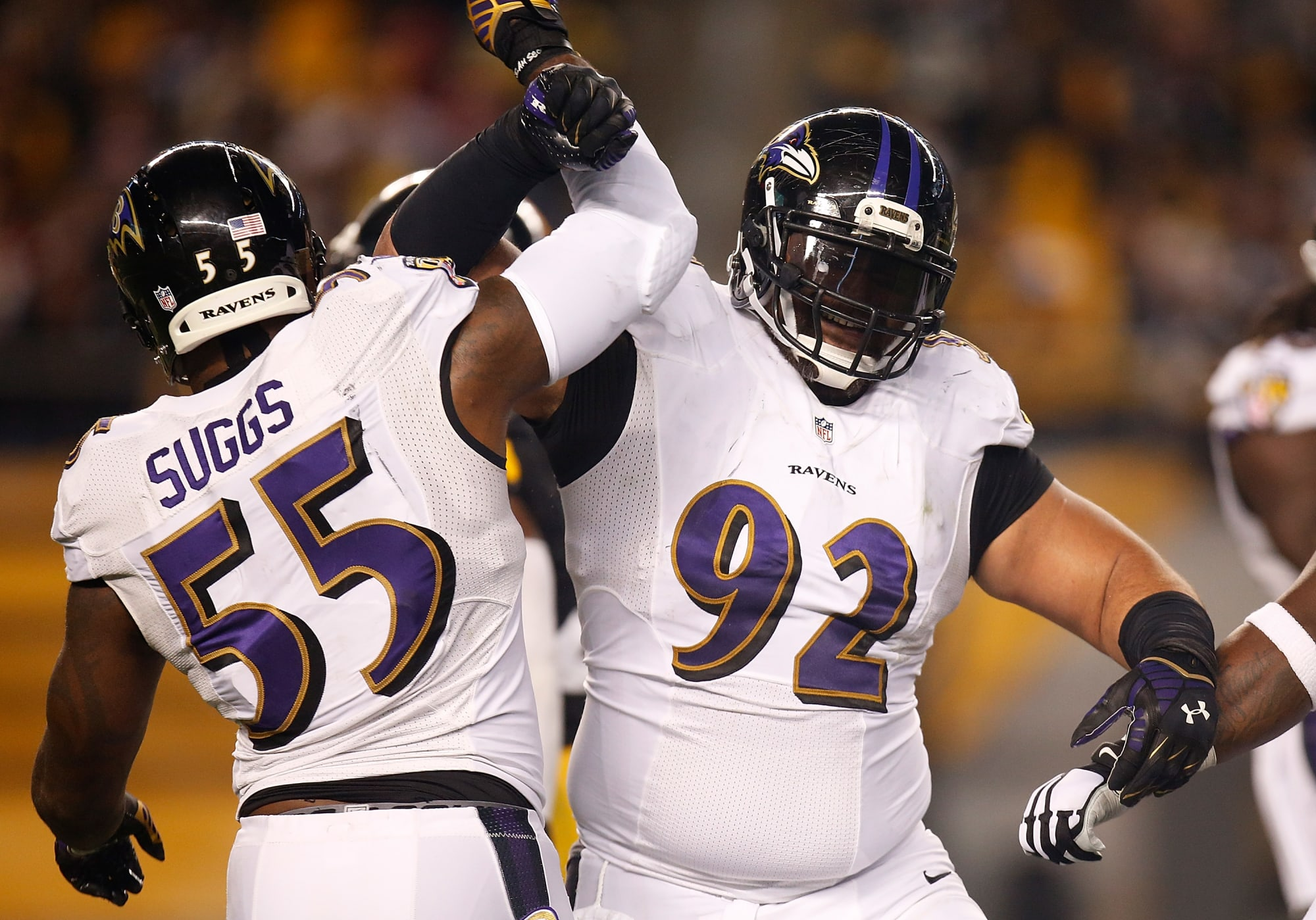 Baltimore Ravens legend, Haloti Ngata retires from the NFL