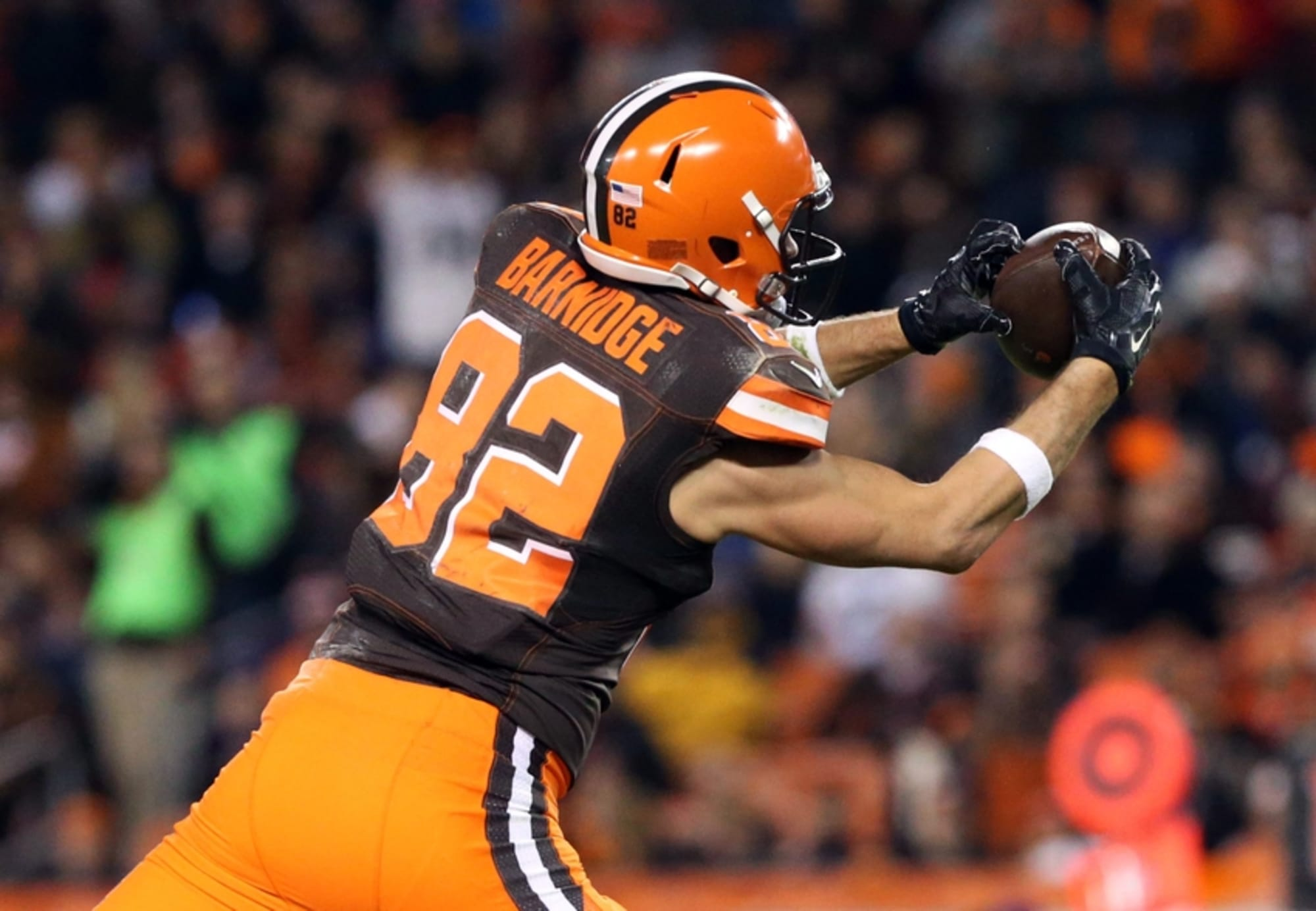 Cleveland Browns: Gary Barnidge Is Going To The Pro Bowl